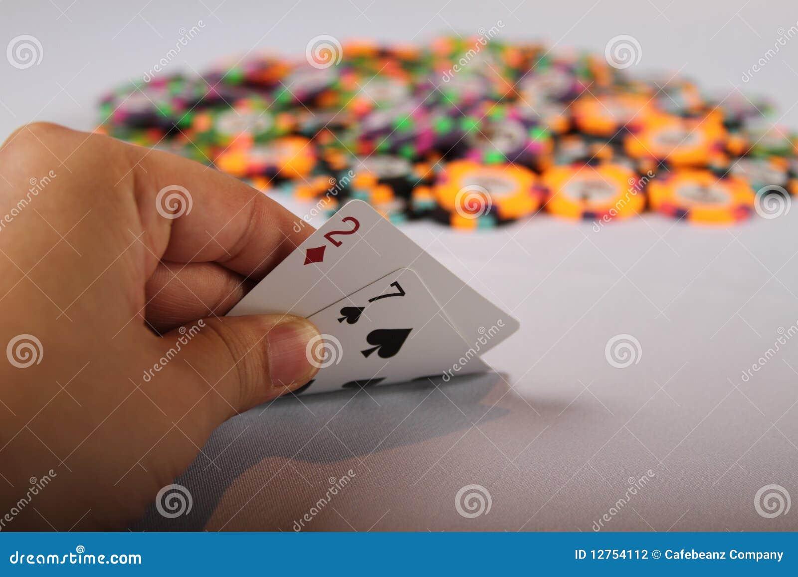 Poker best to worst hands