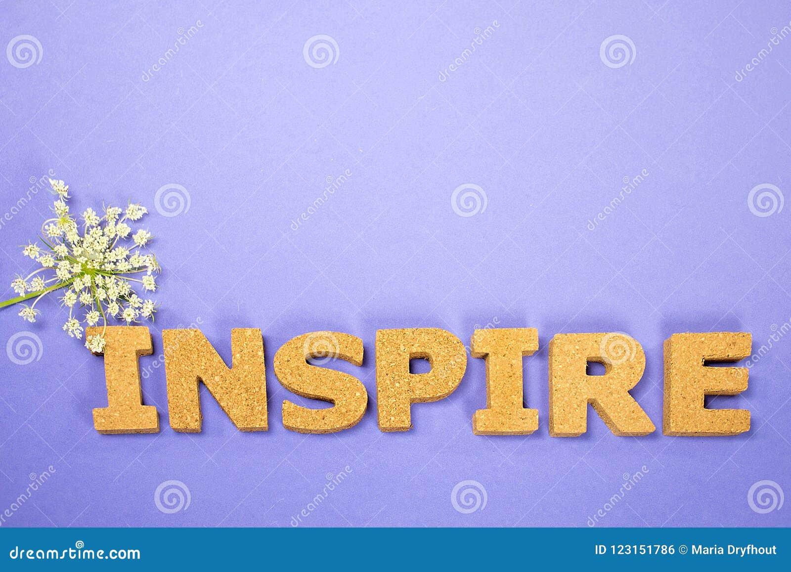 Wort Spornen Korkentext Auf Purpur An Stockfoto - Bild von ...
