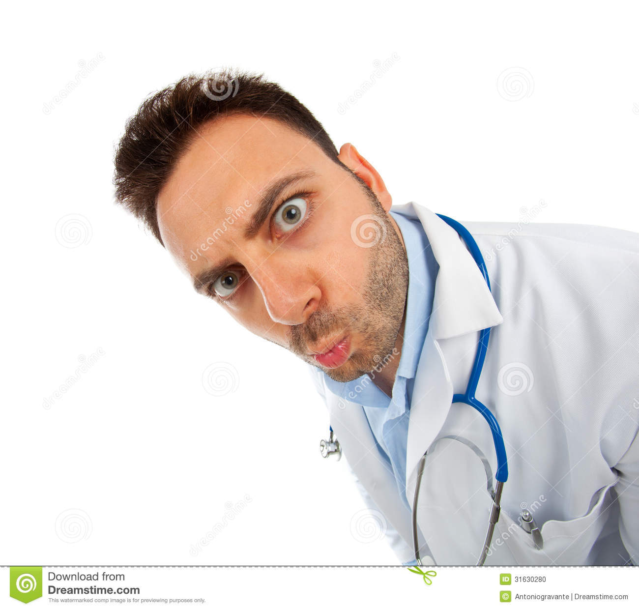 Wow young doctor