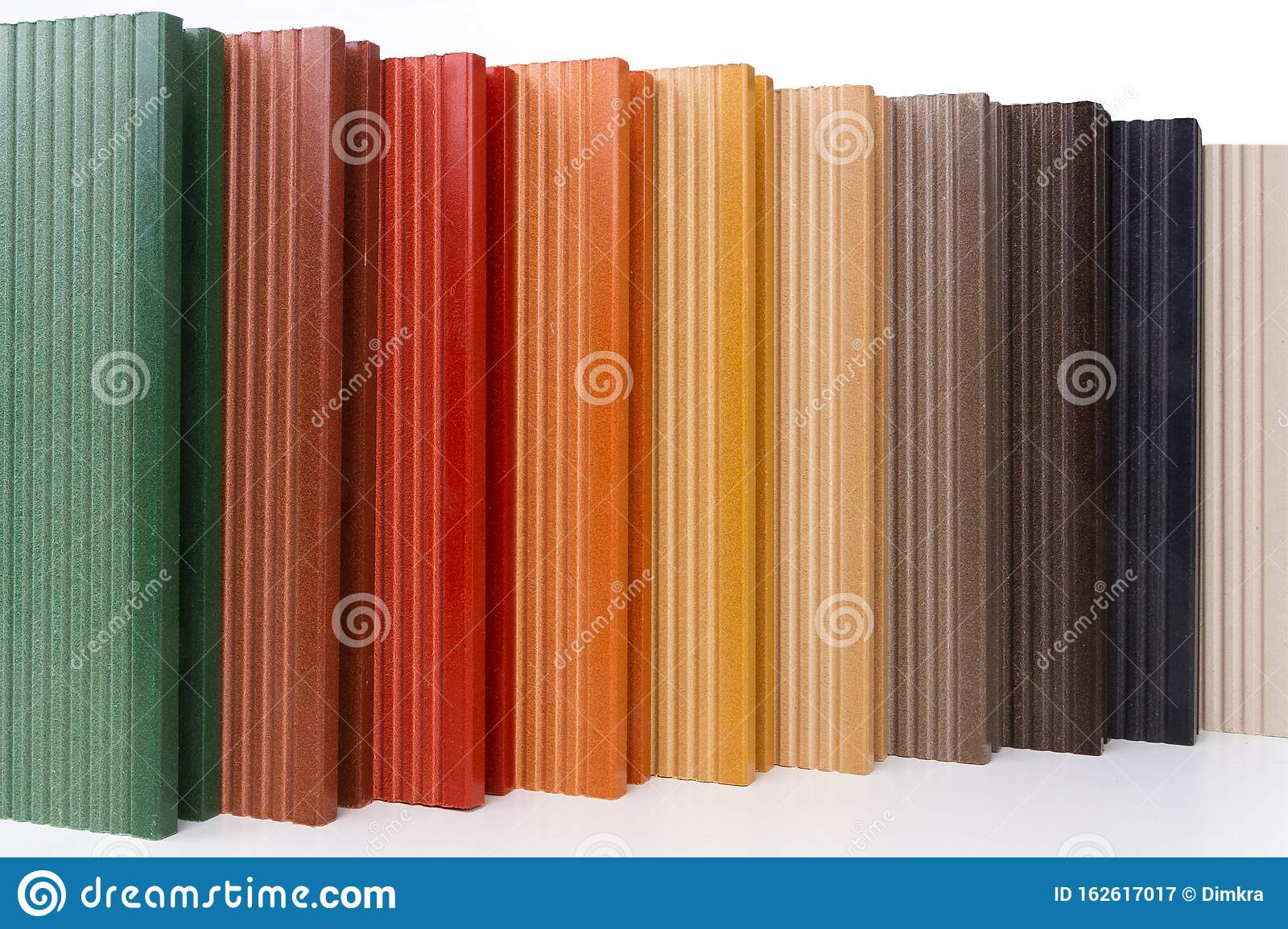 Wood Plastic Composites Material For The Construction Of Terraces
