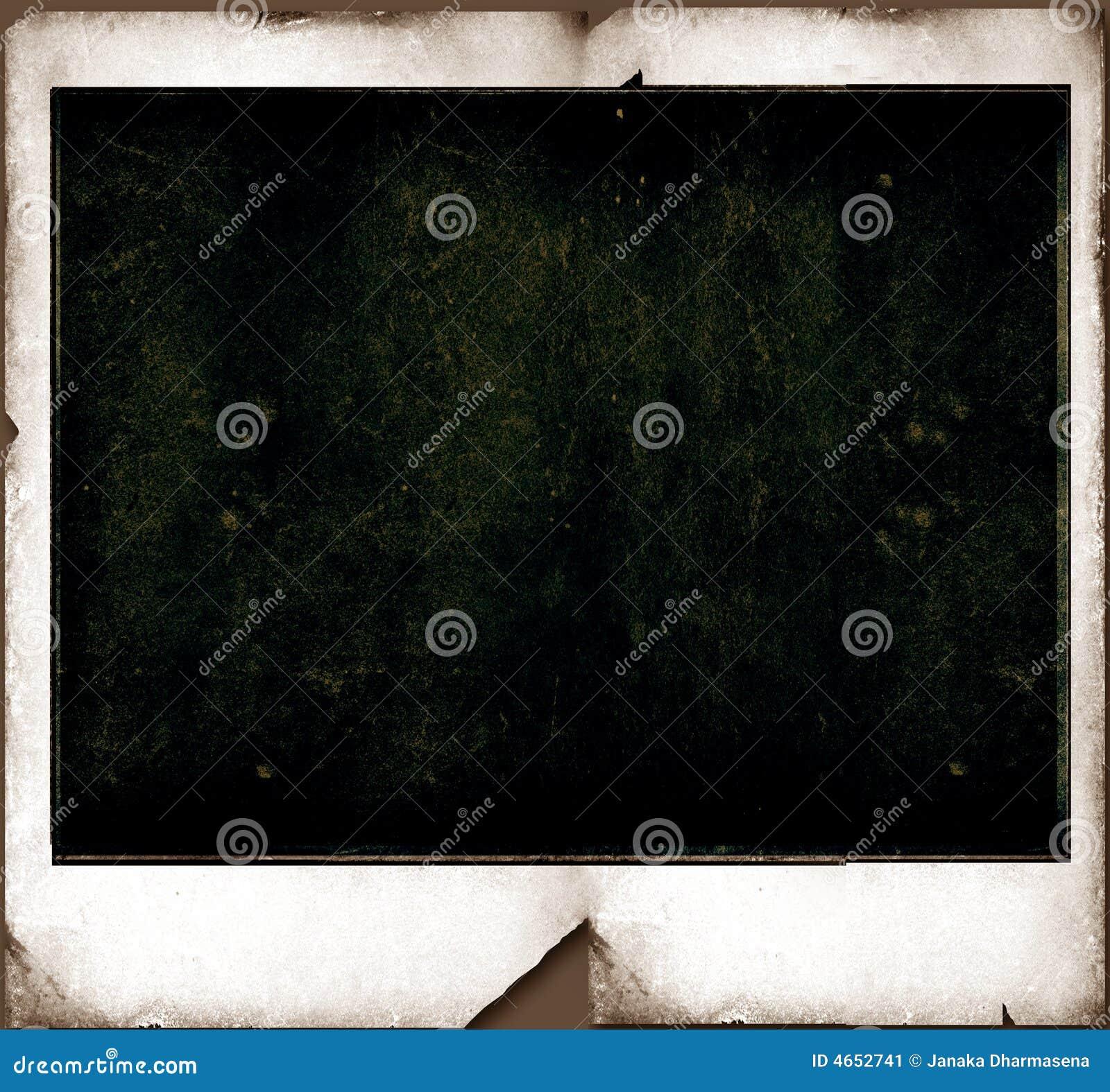 Wrabia rocznego polaroidu