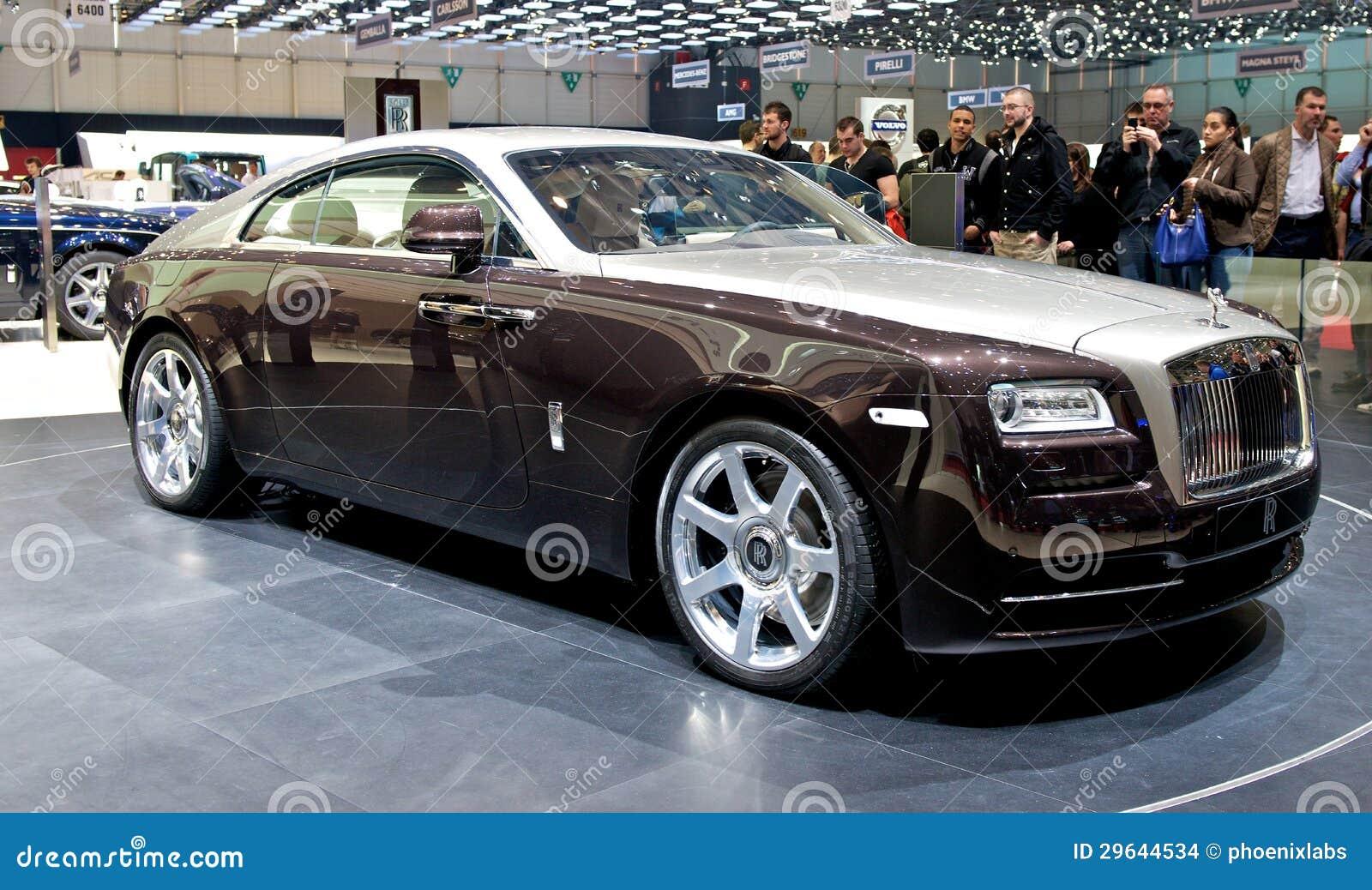 Wraith 2014 de Rolls Royce