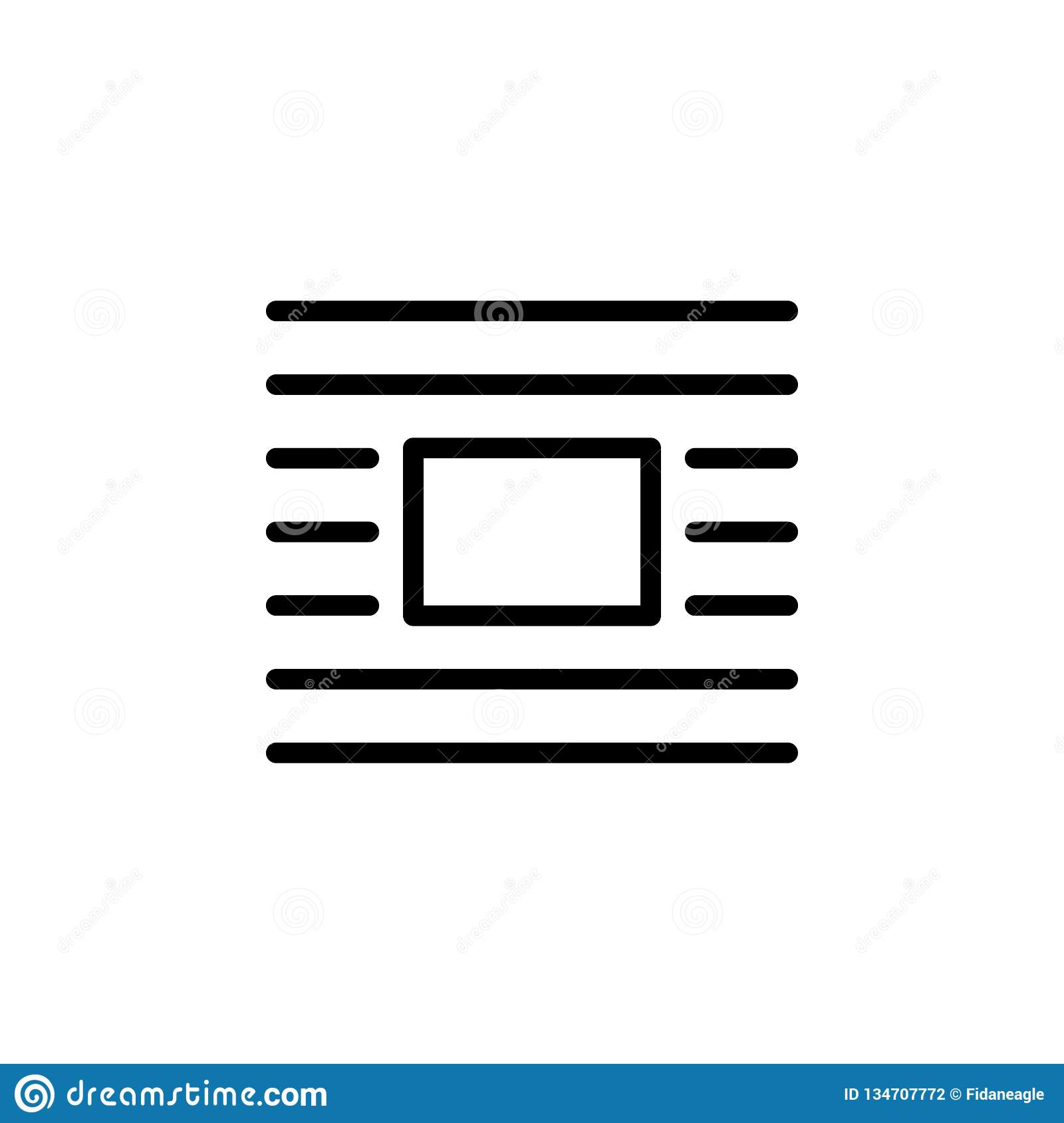 Wrap icon. Can be used for web, logo, mobile app, UI, UX
