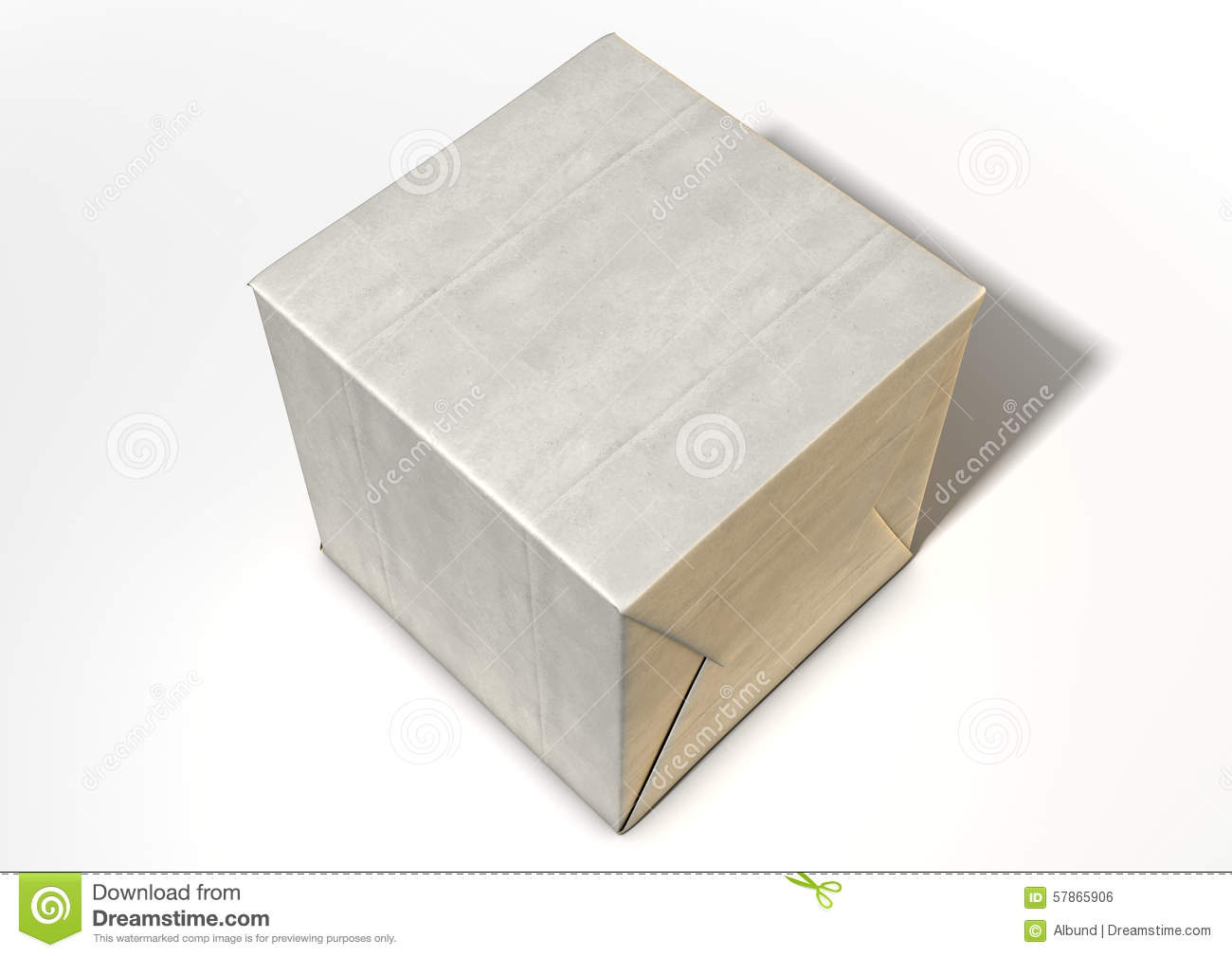 Wrapped Package