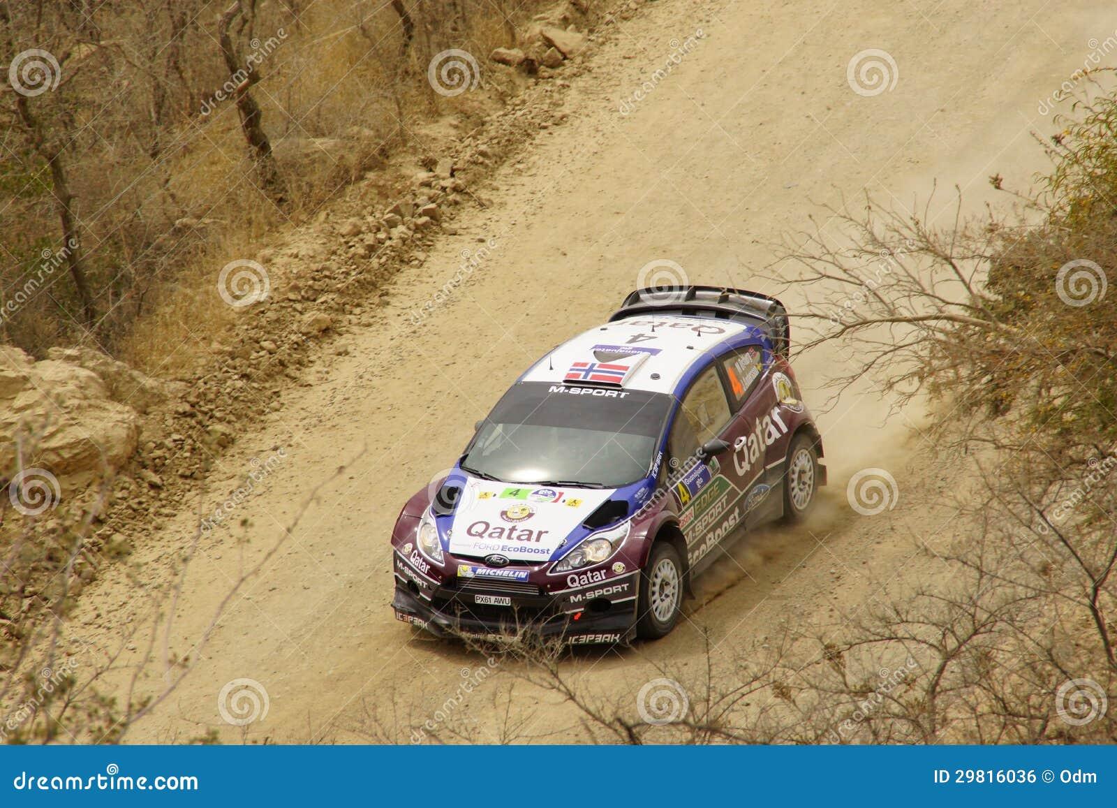 WRC συνάθροιση Guanajuato Μεξικό 2013