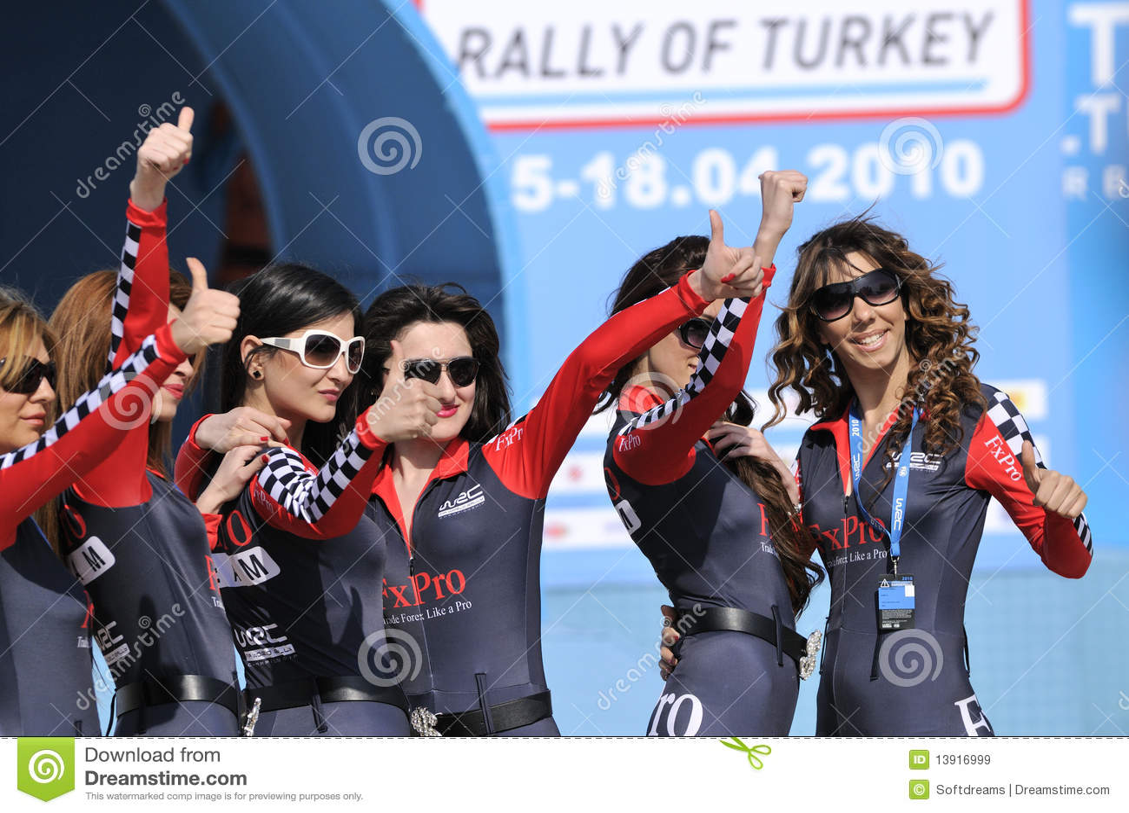 Wrc rally of turkey