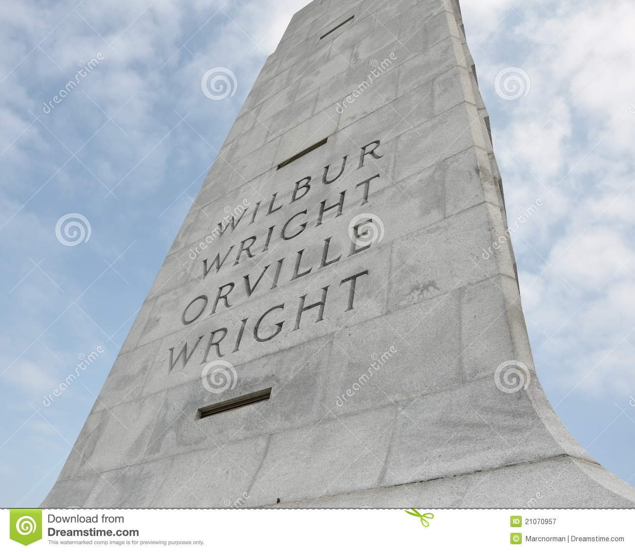 Royalty Free Stock Photography: Wright Brothers National Memorial