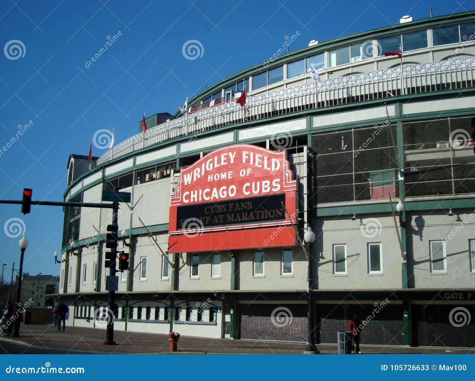 Wrigley coloca Chicago