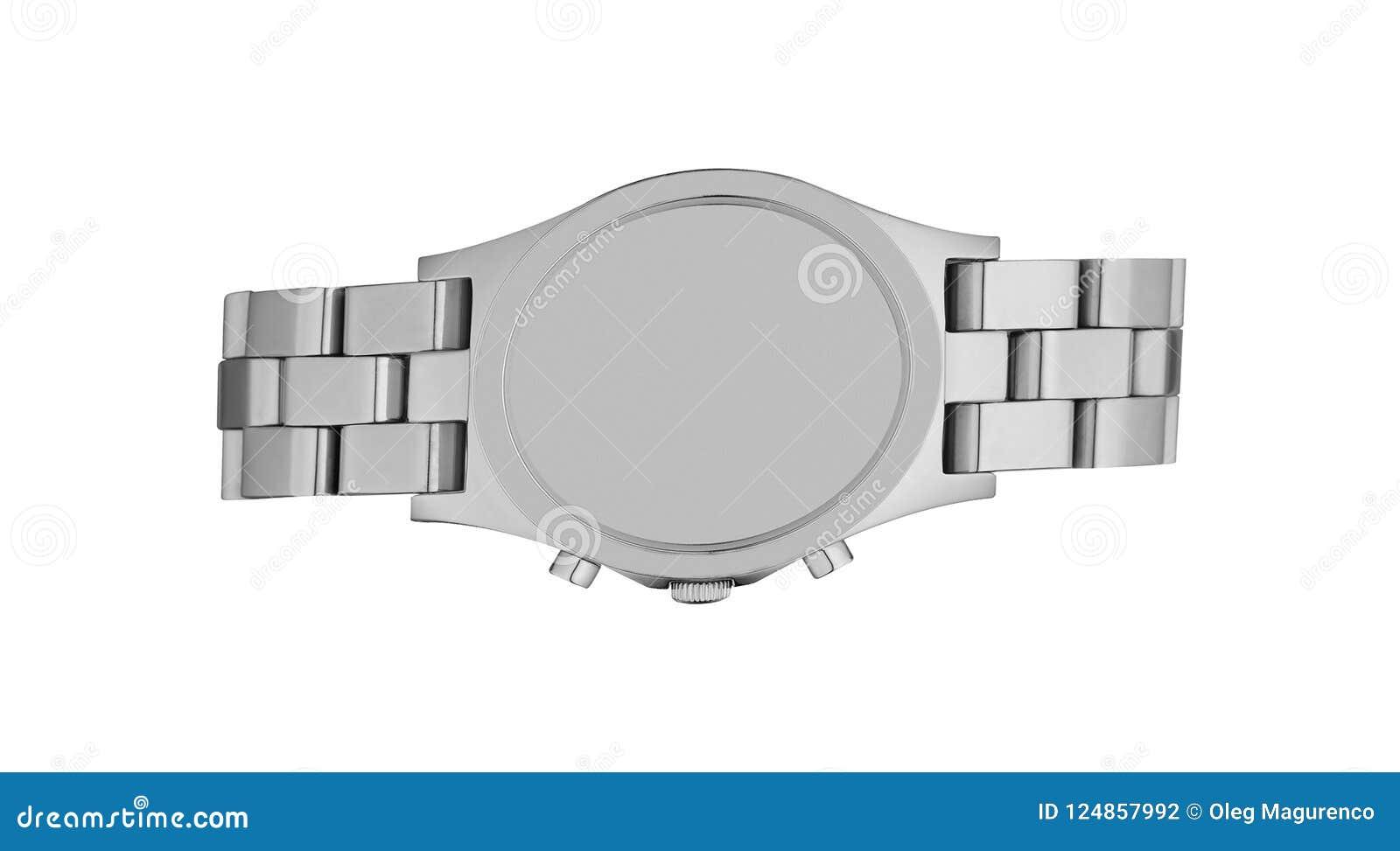 Wristwatch που απομονώνεται