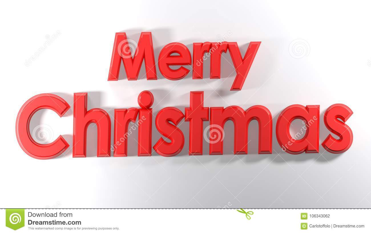 merry christmas red write 3d rendering stock illustration illustration of holiday white 106343062 https www dreamstime com write merry christmas written red d letters white surface merry christmas red write d rendering image106343062