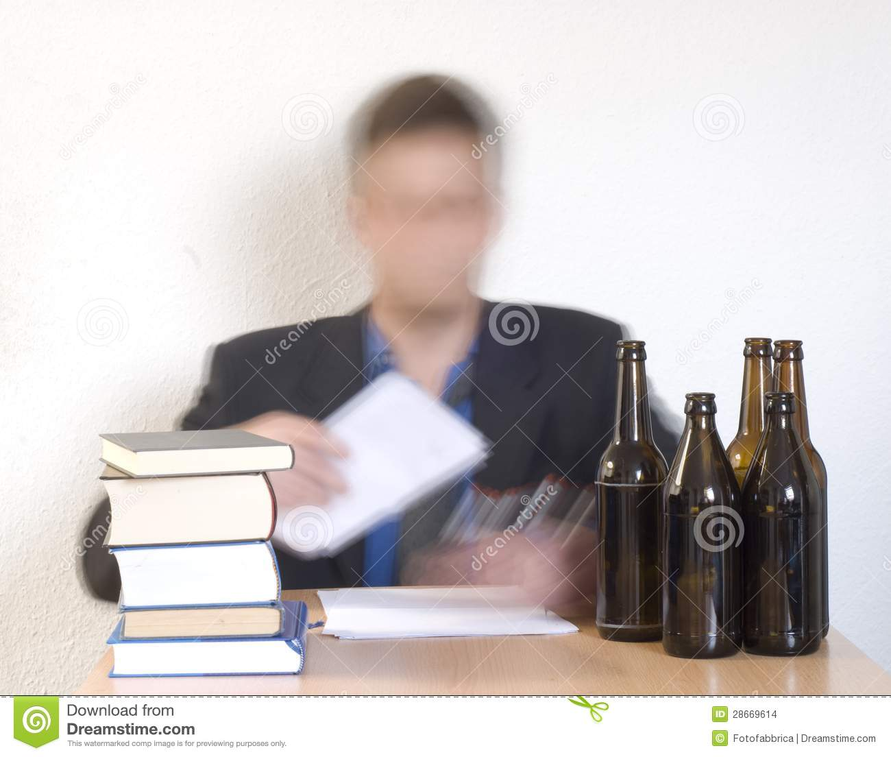 Download Writing stock photo. Image of alone, loneliness, drink - 28669614