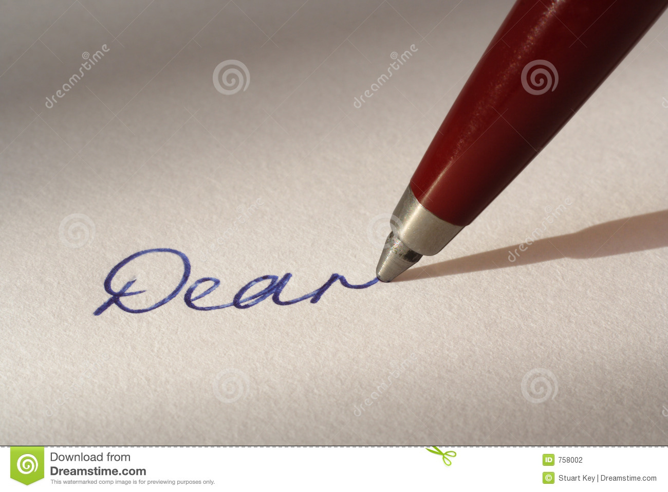 Writing with ballpoint pen stock photography image 758002 Ballpoint pen calligraphy
