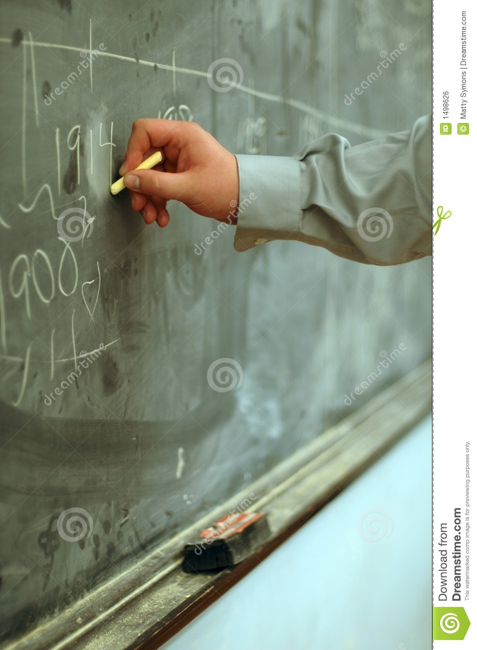 bockbord ritning ~ writing on blackboard royalty free stock image  image