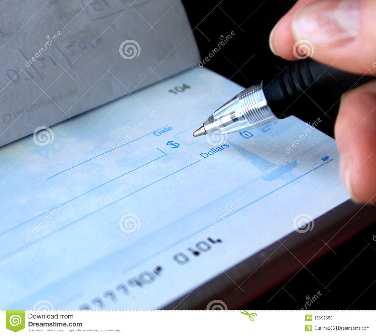 How to Write a Check With Cents In Six Steps With Pictures