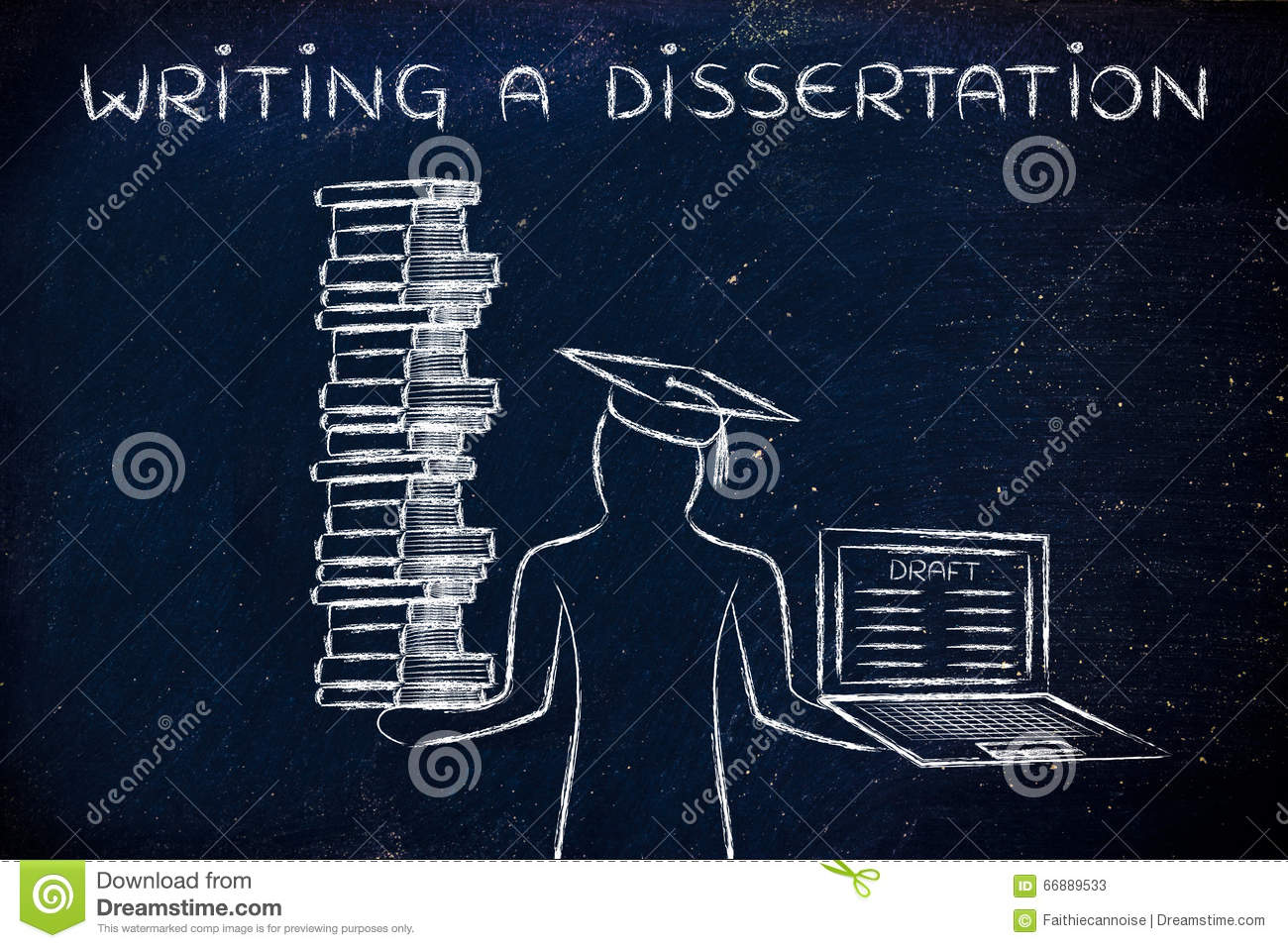 Book dissertation writing