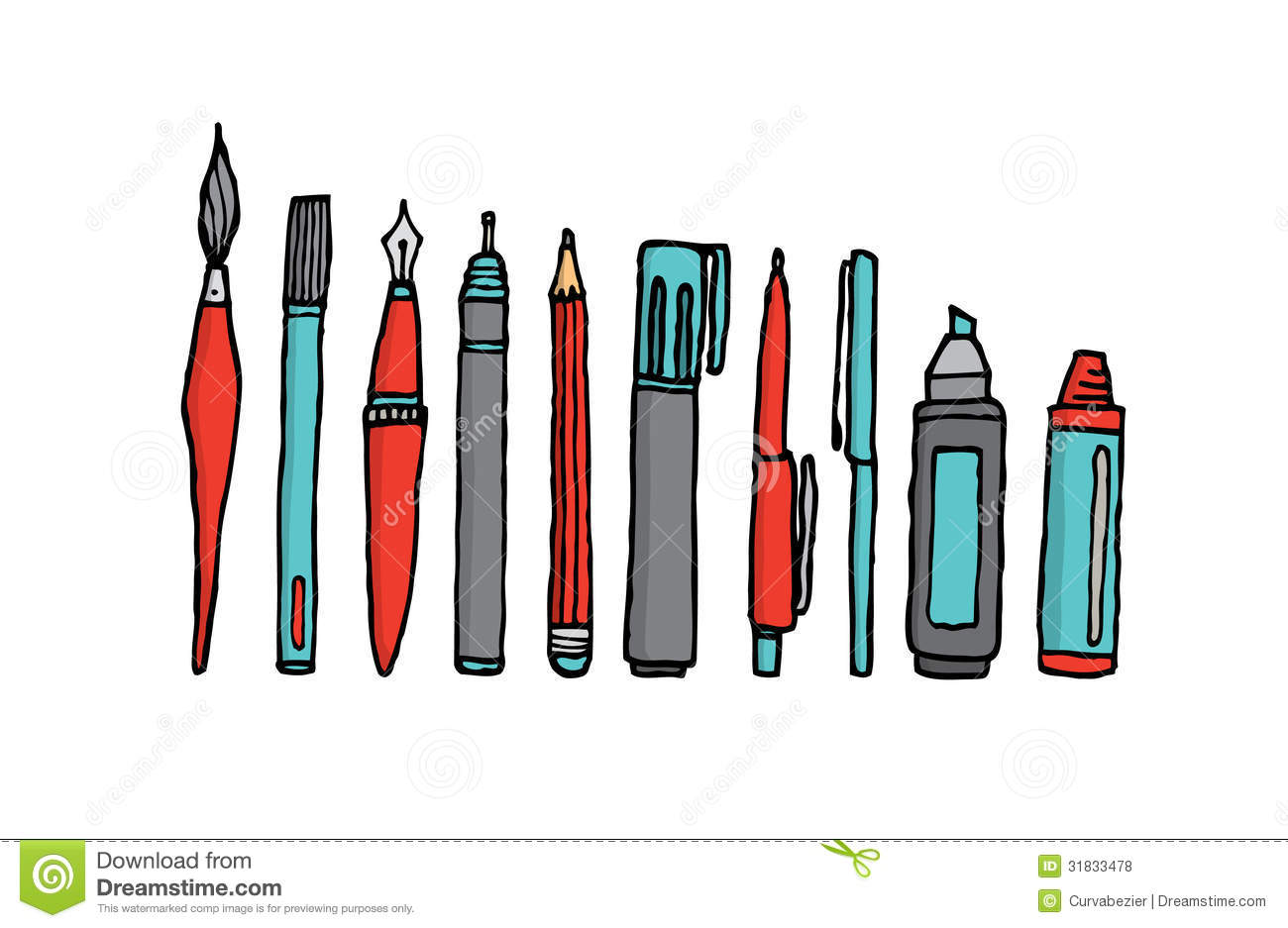 Writing implement