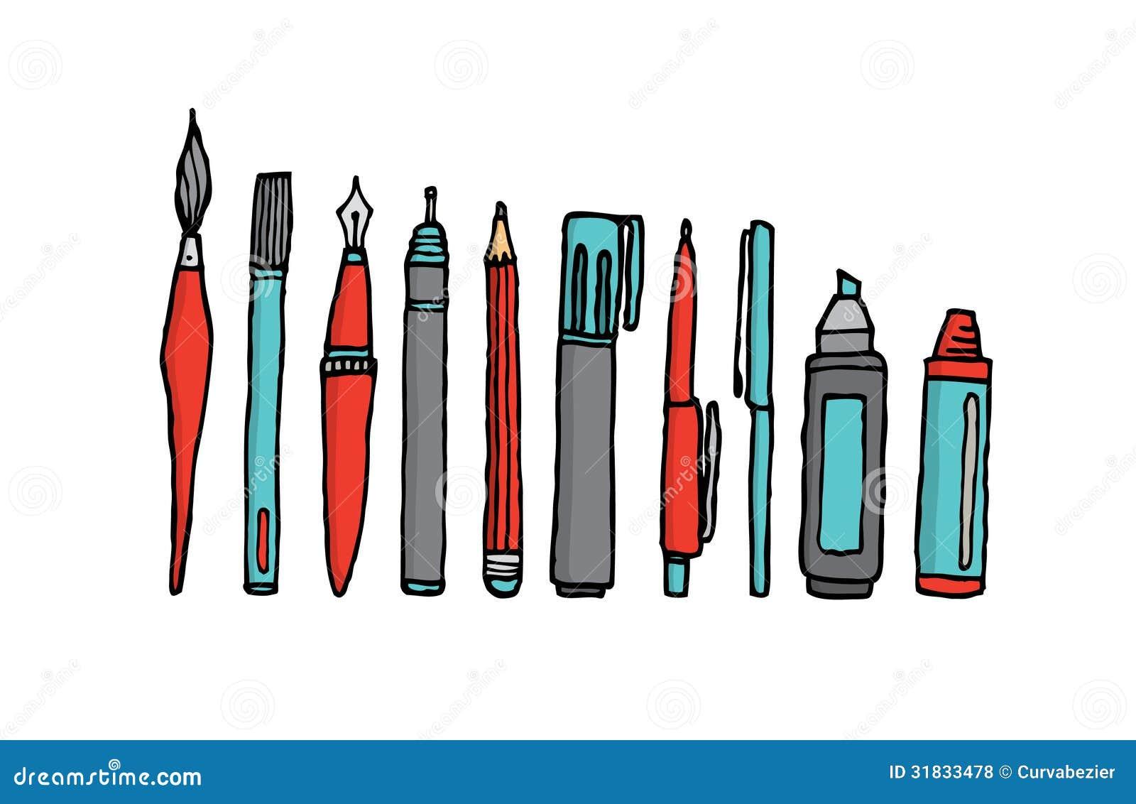 history of writing instruments History of writing instruments krishnamoorthy v.