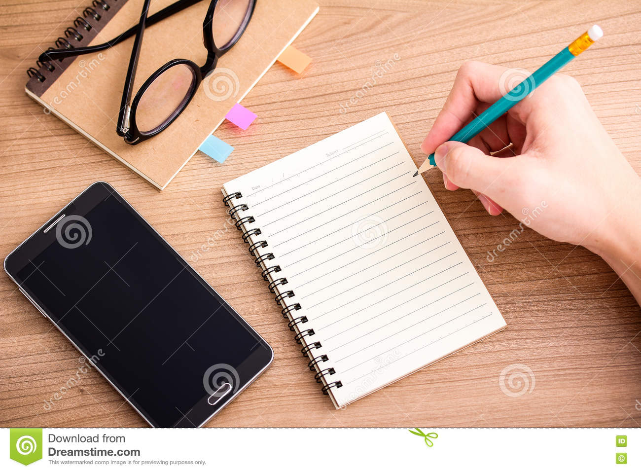writing a journal stock photo image of creative blank 79565886