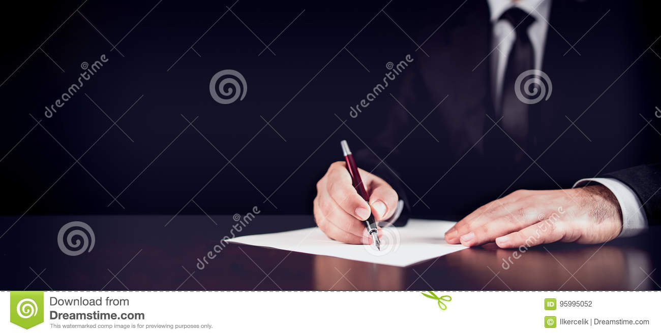 Writing Legal Document