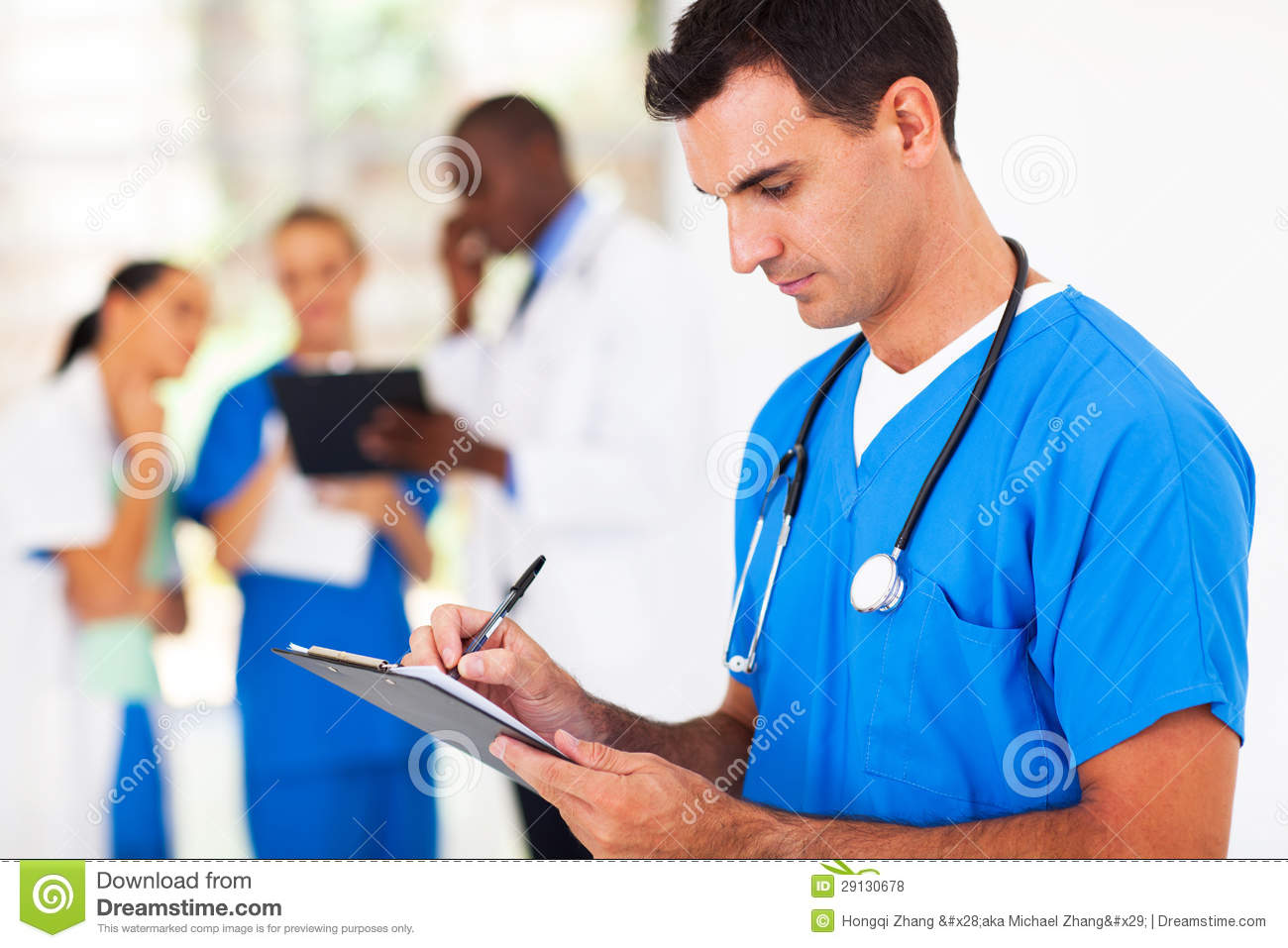 Medical Reports - Dealing with Requests
