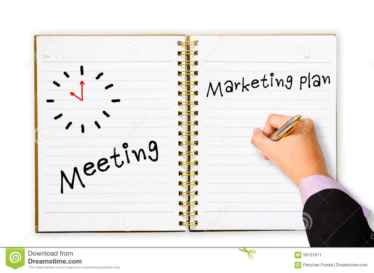 writing a marketing plan A marketing plan is a document that details how a business plans to persuade  people to buy its products or services the executive summary of a marketing  plan.