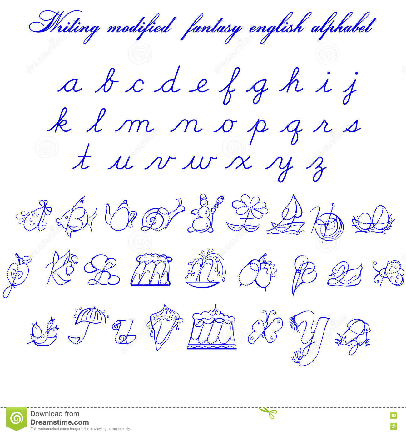 an examination of cursive writing Cursive writing has been under scrutiny lately is it a useless skill to have in a technology-driven world or is it a form of writing.