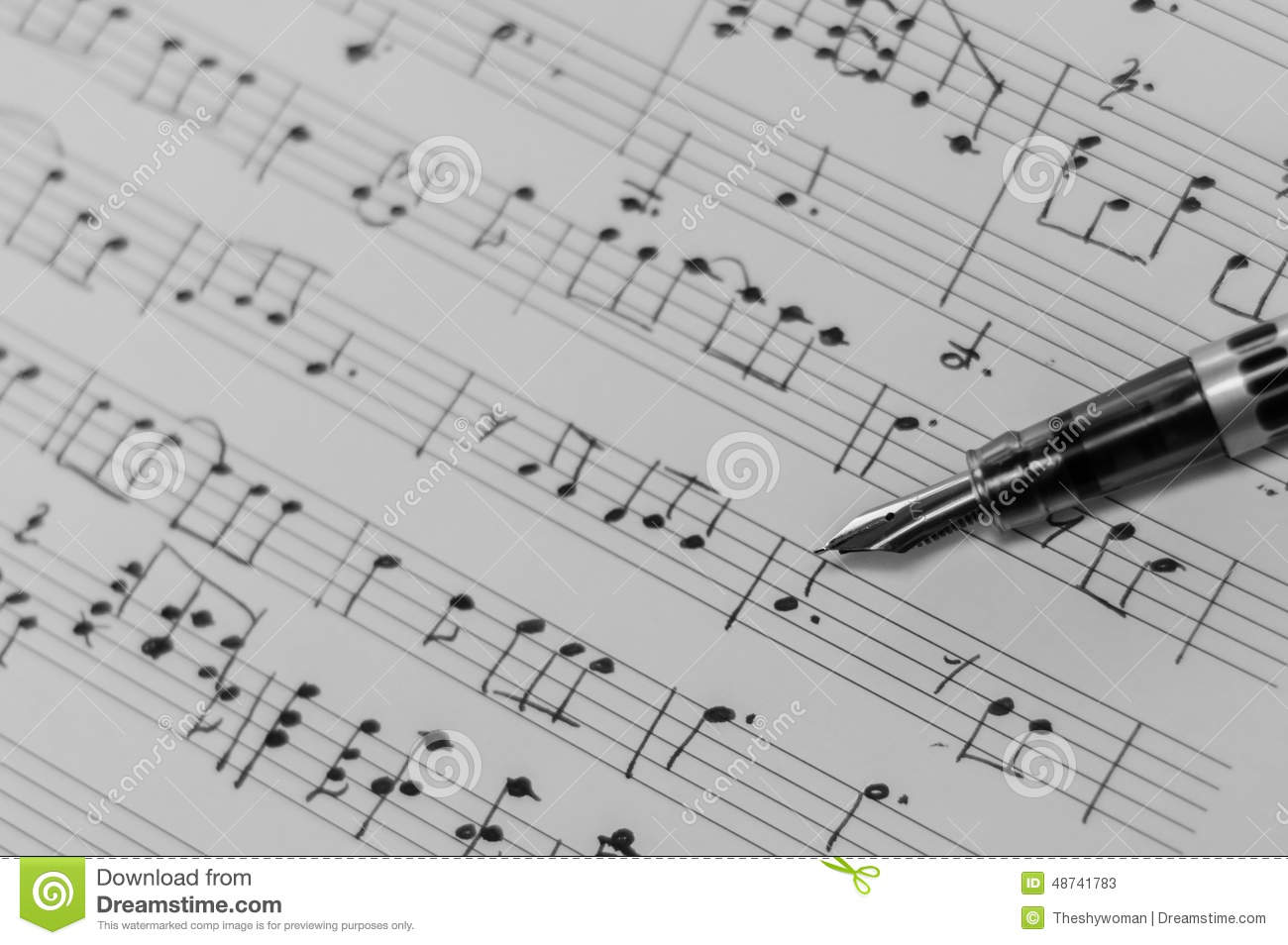 How to Write Music Notes for Songs