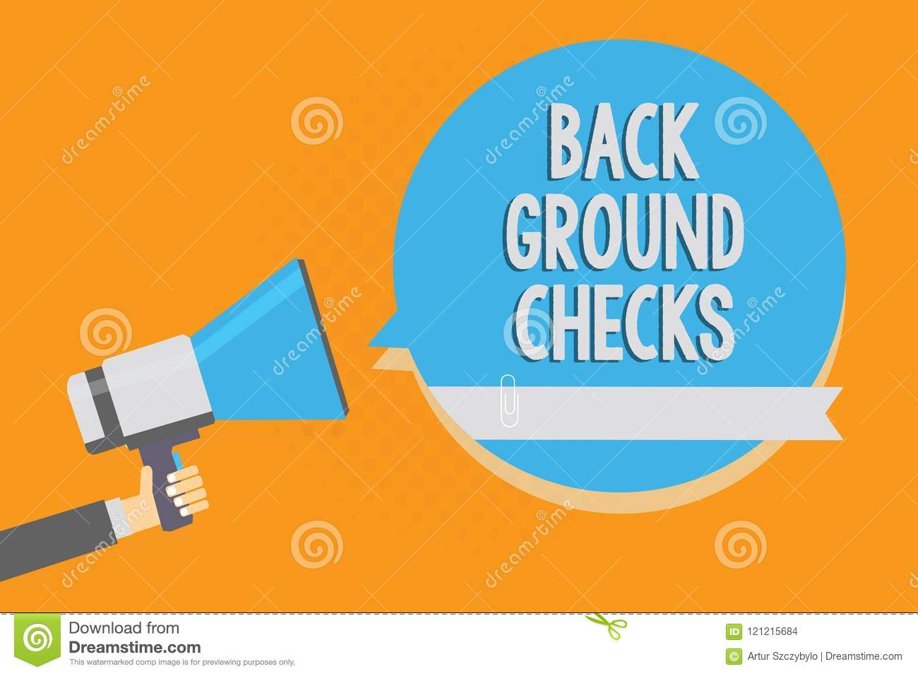 Writing Note Showing Back Ground Checks  Business Photo Showcasing