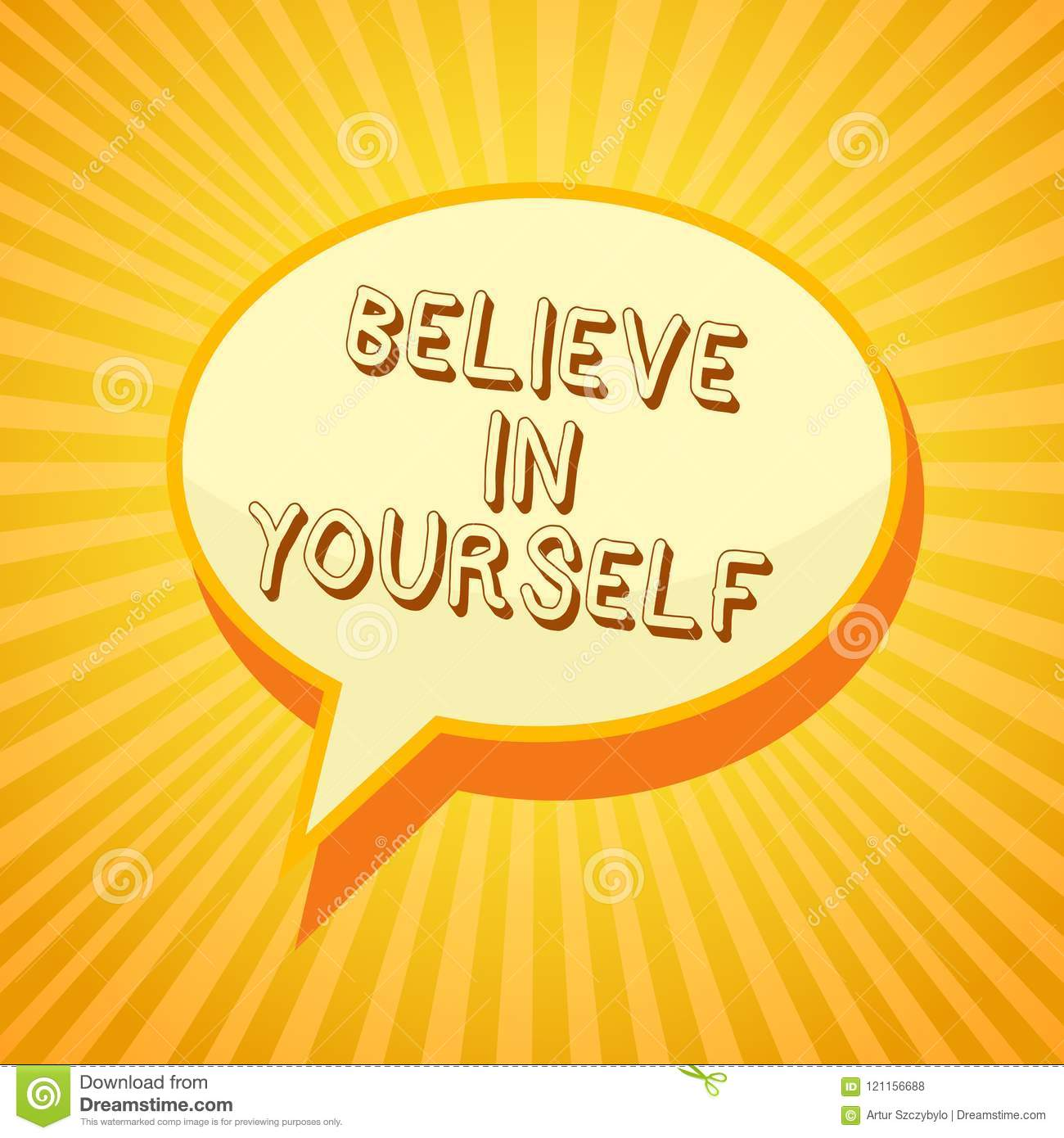 Writing Note Showing Believe In Yourself Business Photo Showcasing