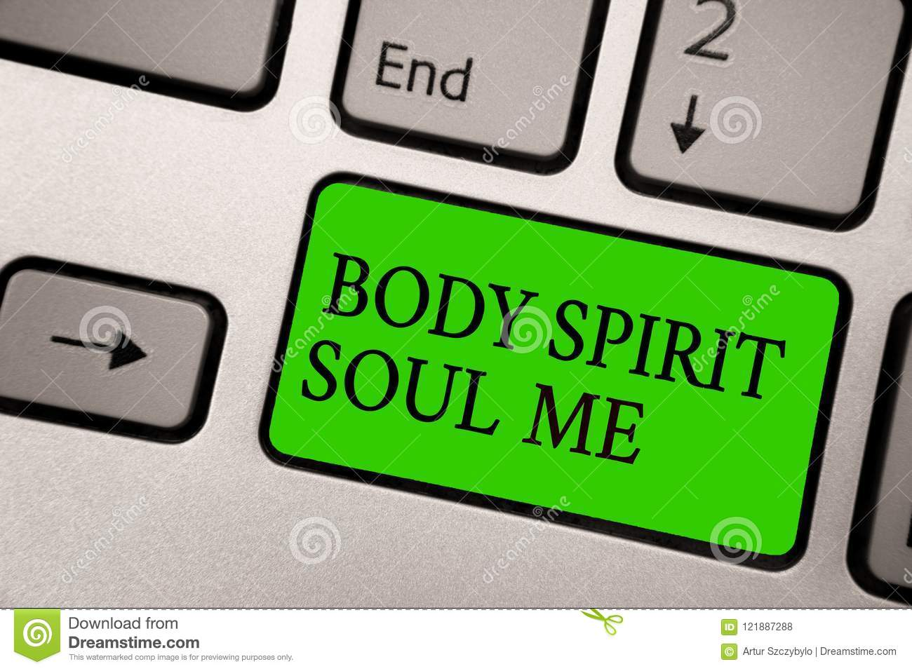 Writing Note Showing Body Spirit Soul Me Business Photo Showcasing