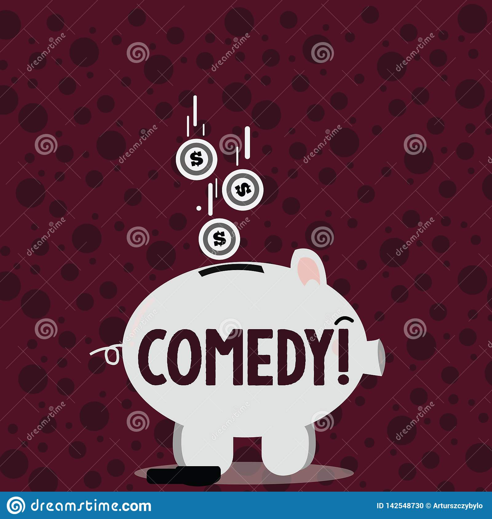 Writing Note Showing Comedy Business Photo Showcasing Fun Humor