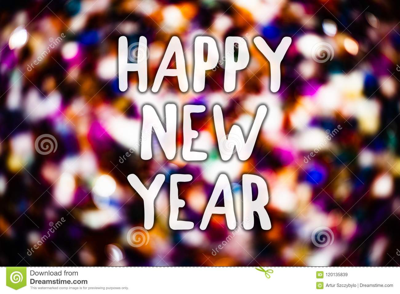 Writing Note Showing Happy New Year. Business Photo Showcasing ...