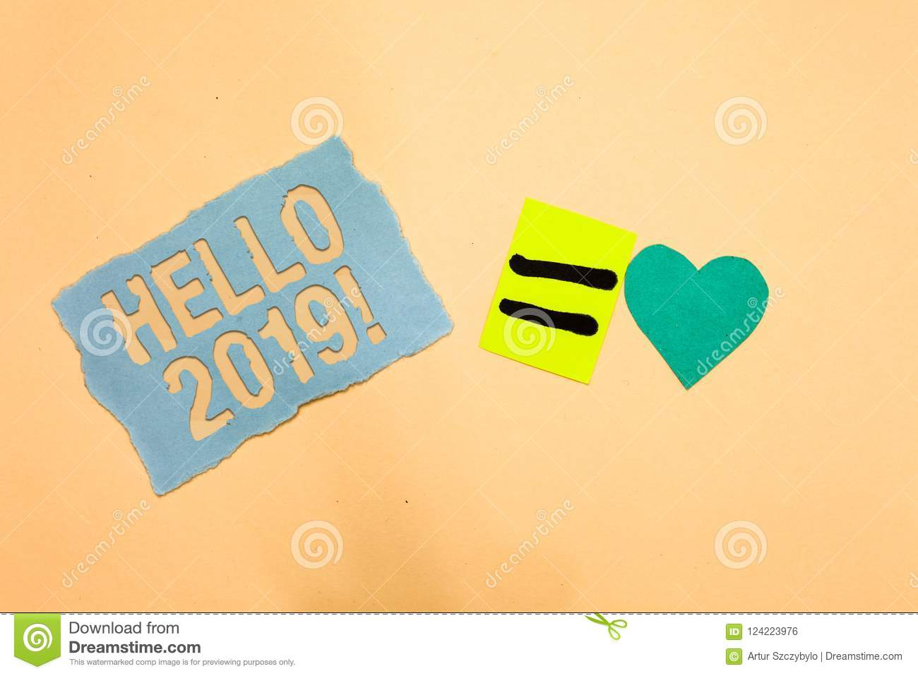 Writing note showing hello 2019 business photo showcasing download writing note showing hello 2019 business photo showcasing expression or gesture of greeting answering m4hsunfo