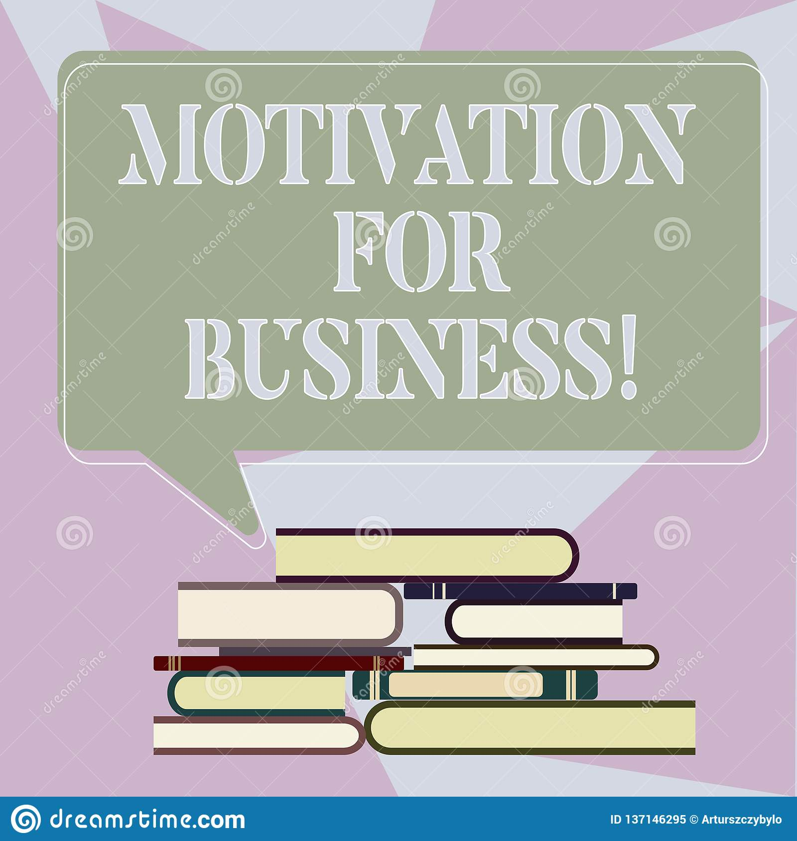 Writing note showing Motivation For Business. Business photo showcasing Desire and energy be continually committed to a job Uneven
