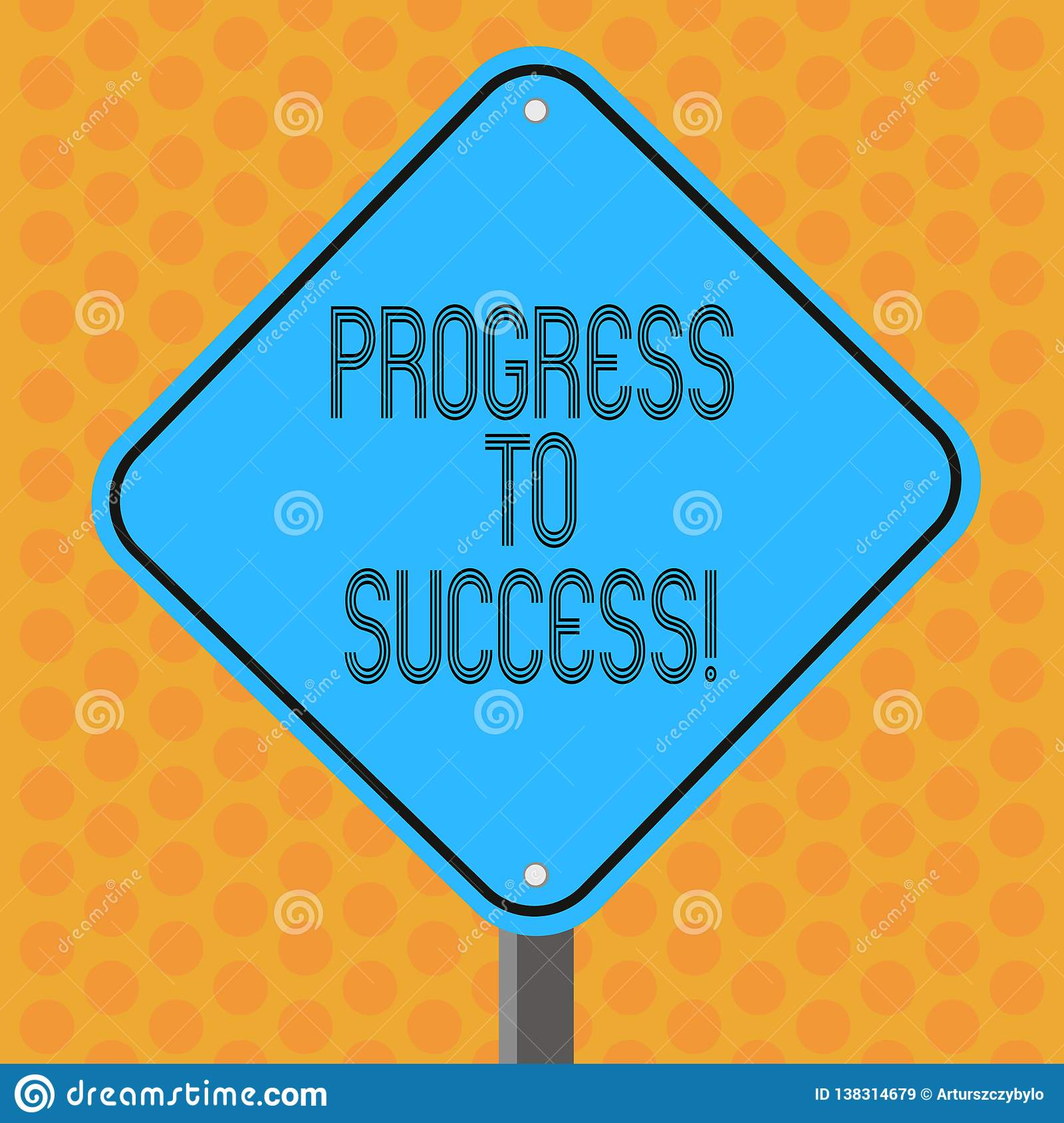 the road to success essay
