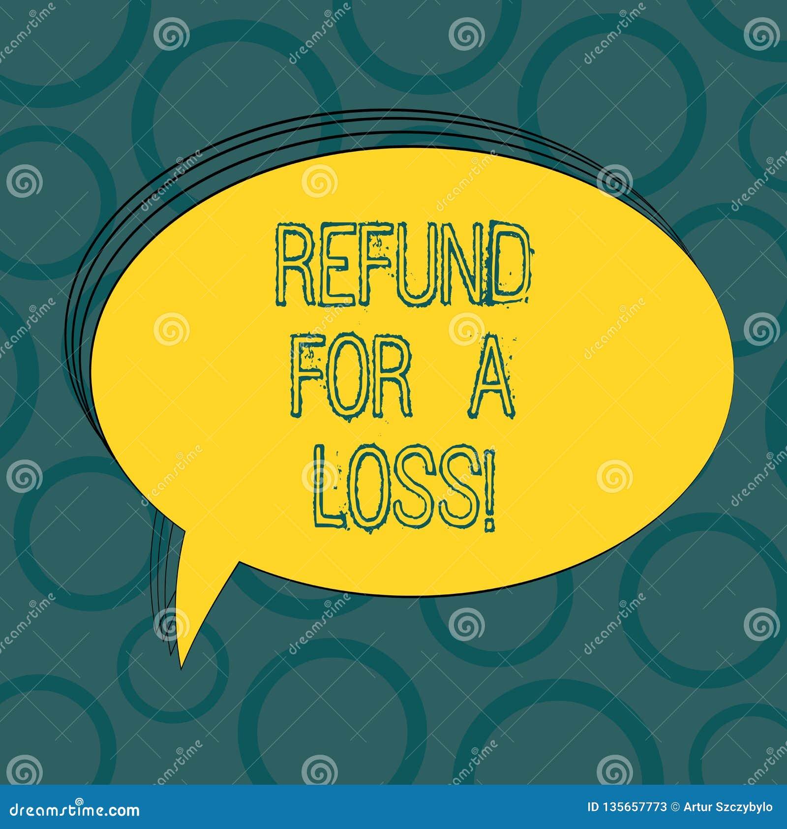 Note refund