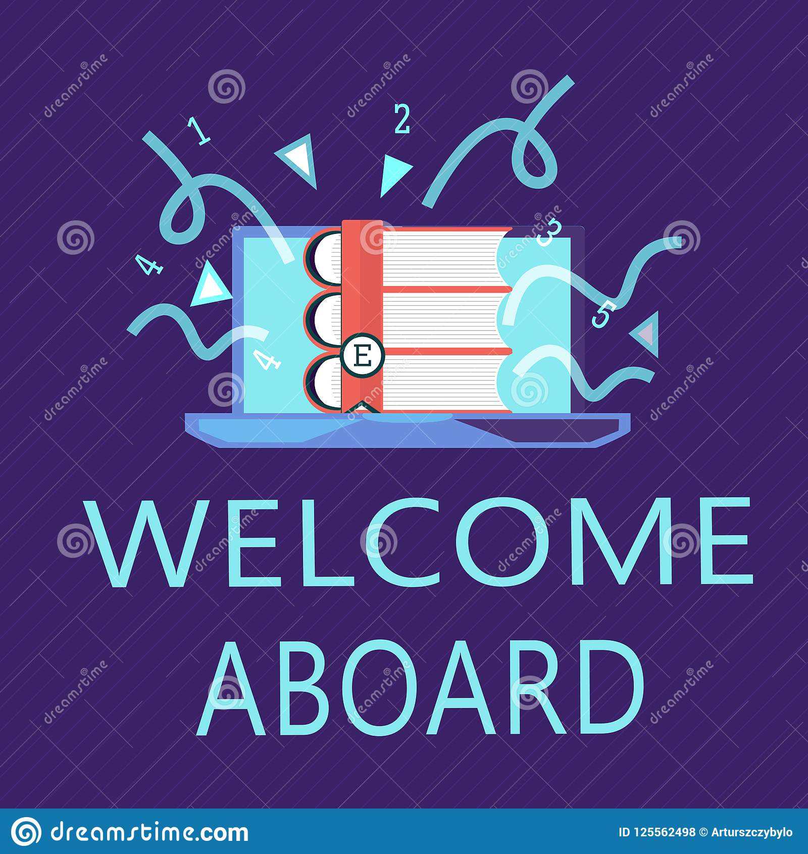Writing note showing welcome aboard business photo showcasing download writing note showing welcome aboard business photo showcasing expression of greetings to a person m4hsunfo