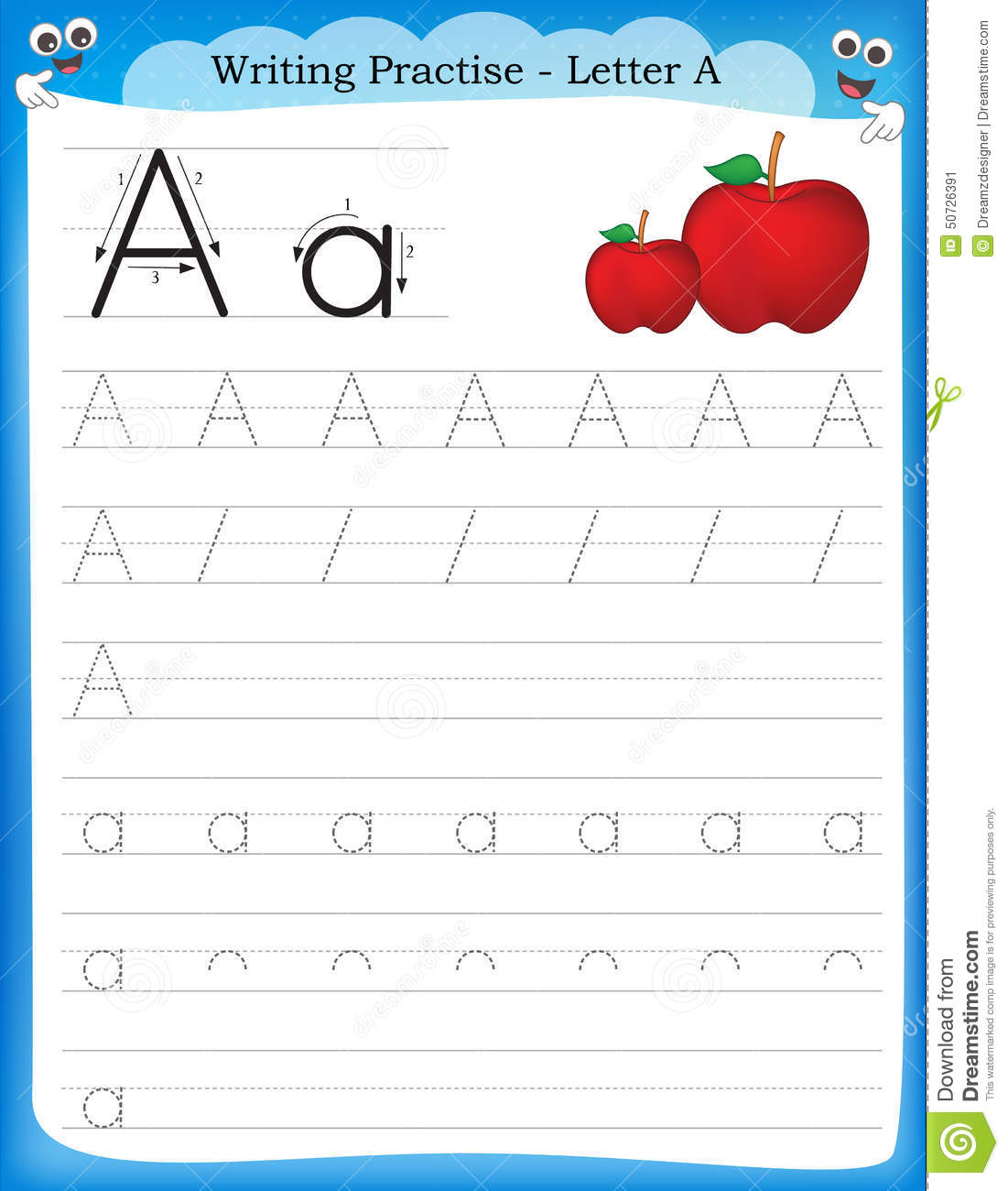 Handwriting Worksheets Printable in addition 8th Grade Math Worksheets ...