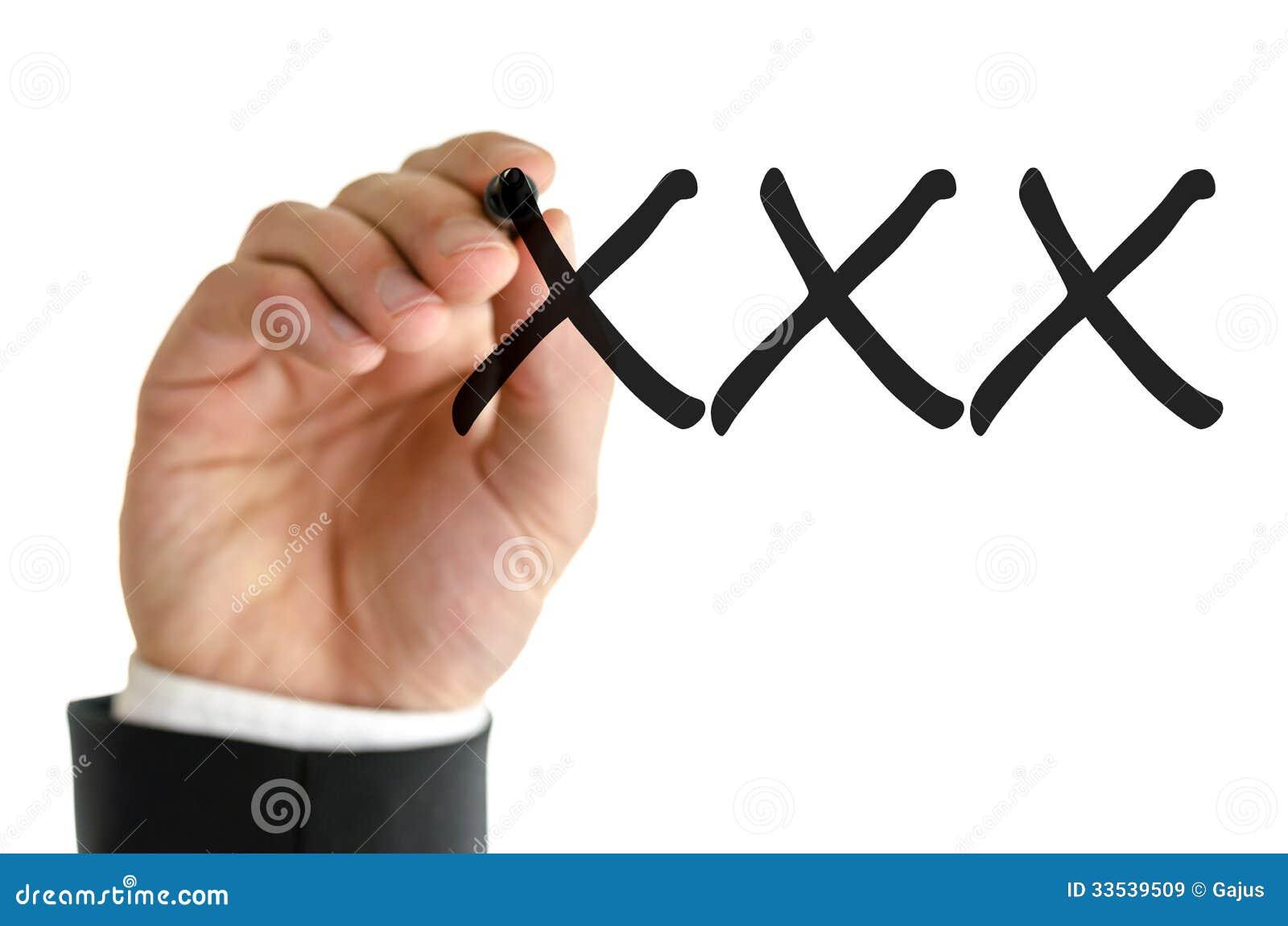 Xxx Writing 39