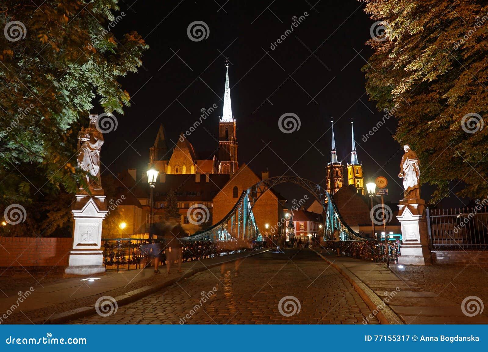 Wroclaw, Pologne - capitale européenne de la culture 2016
