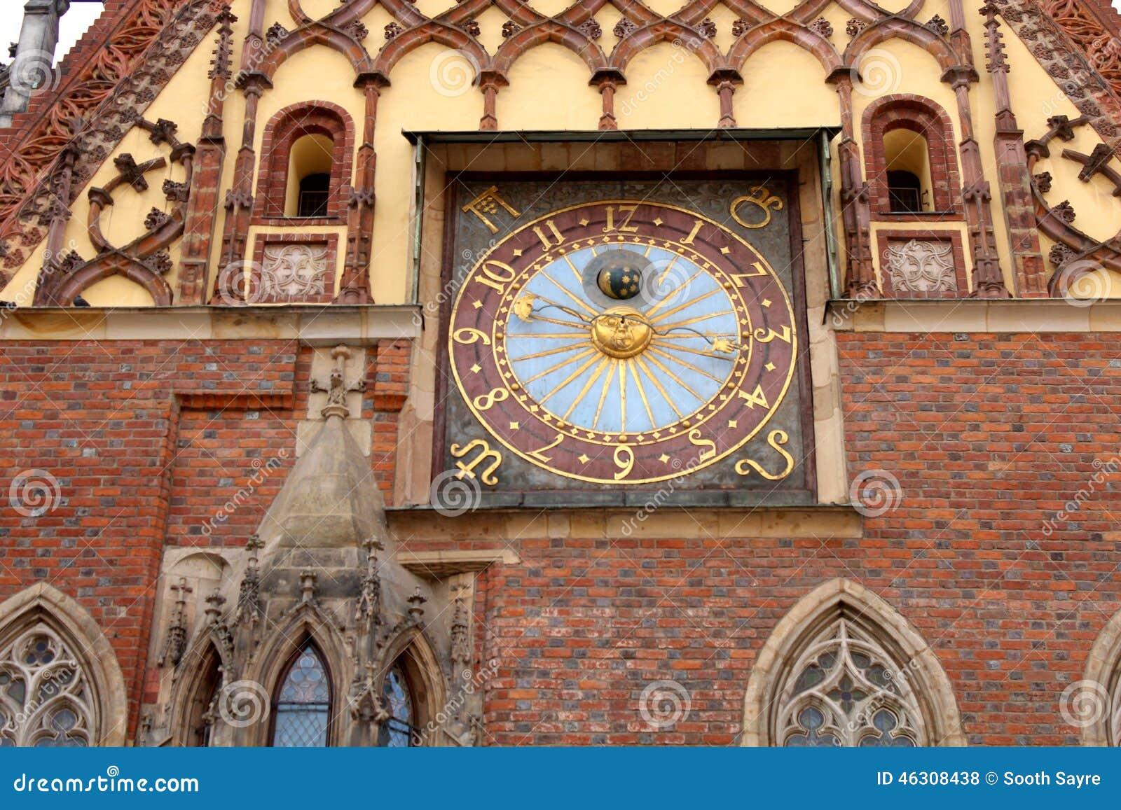 Wroclaw Ratusz