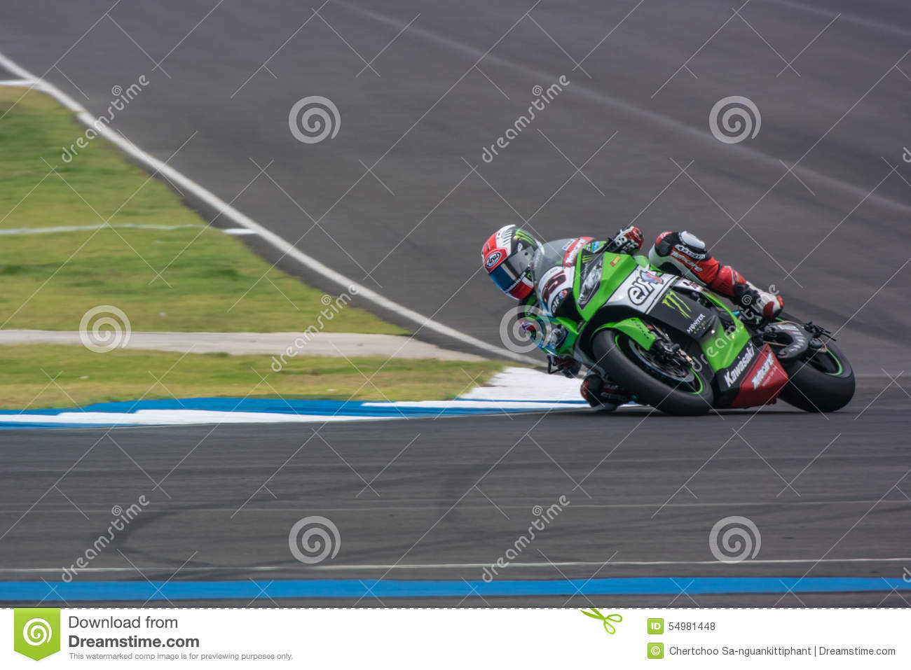WSBK2015 - Round2 - Chang International Circuits, Buriram, Thailand