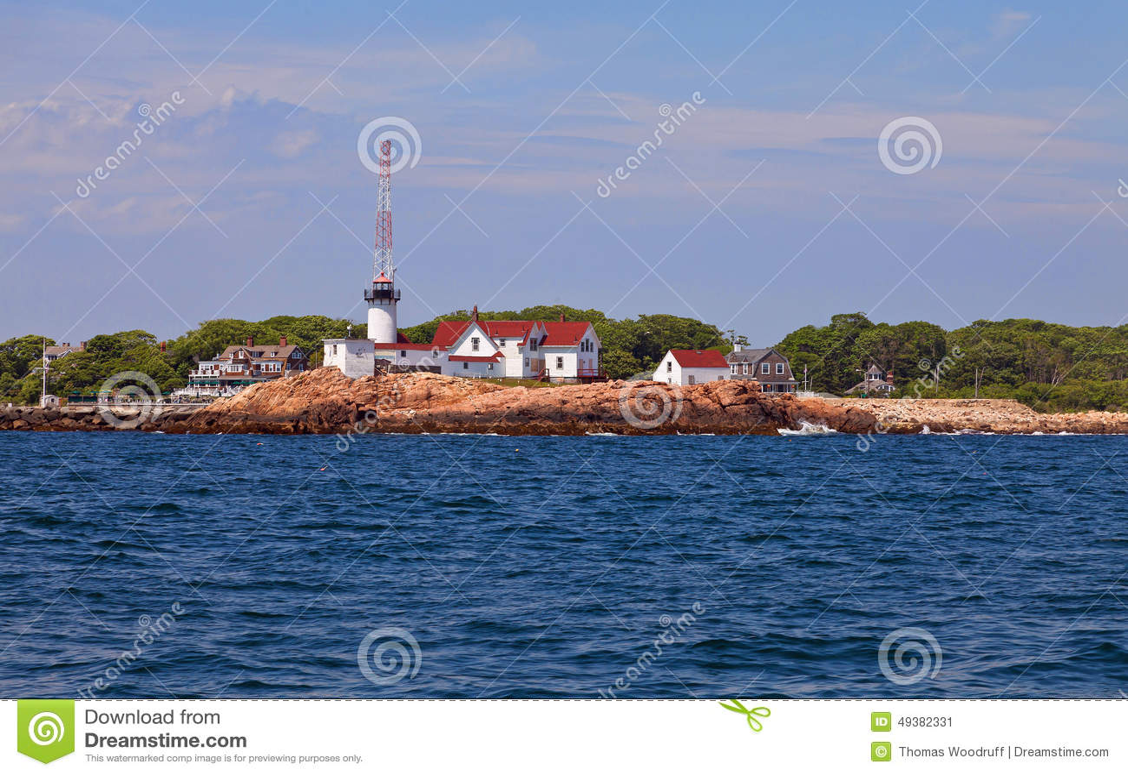 Wschodnia punkt latarnia morska