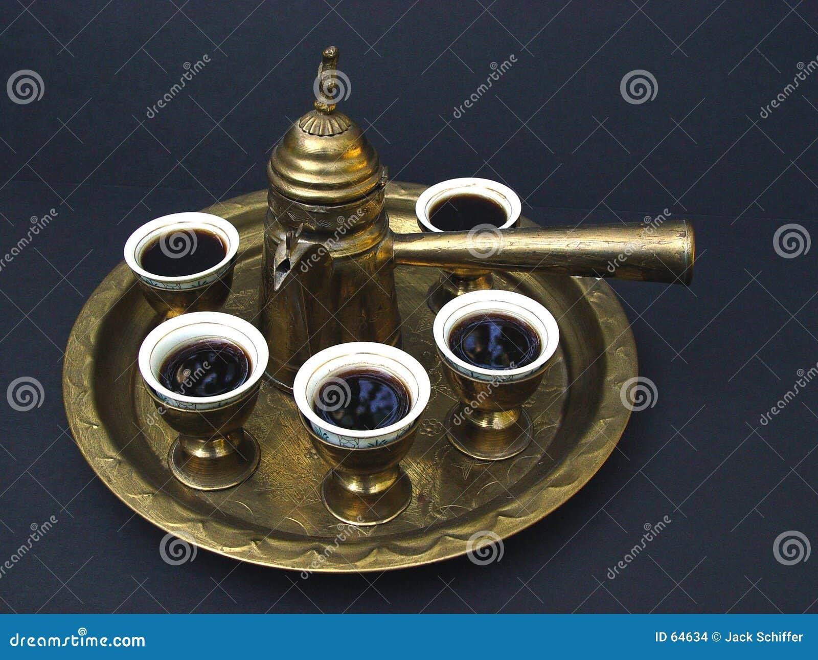 Wschodnie kawowy środek