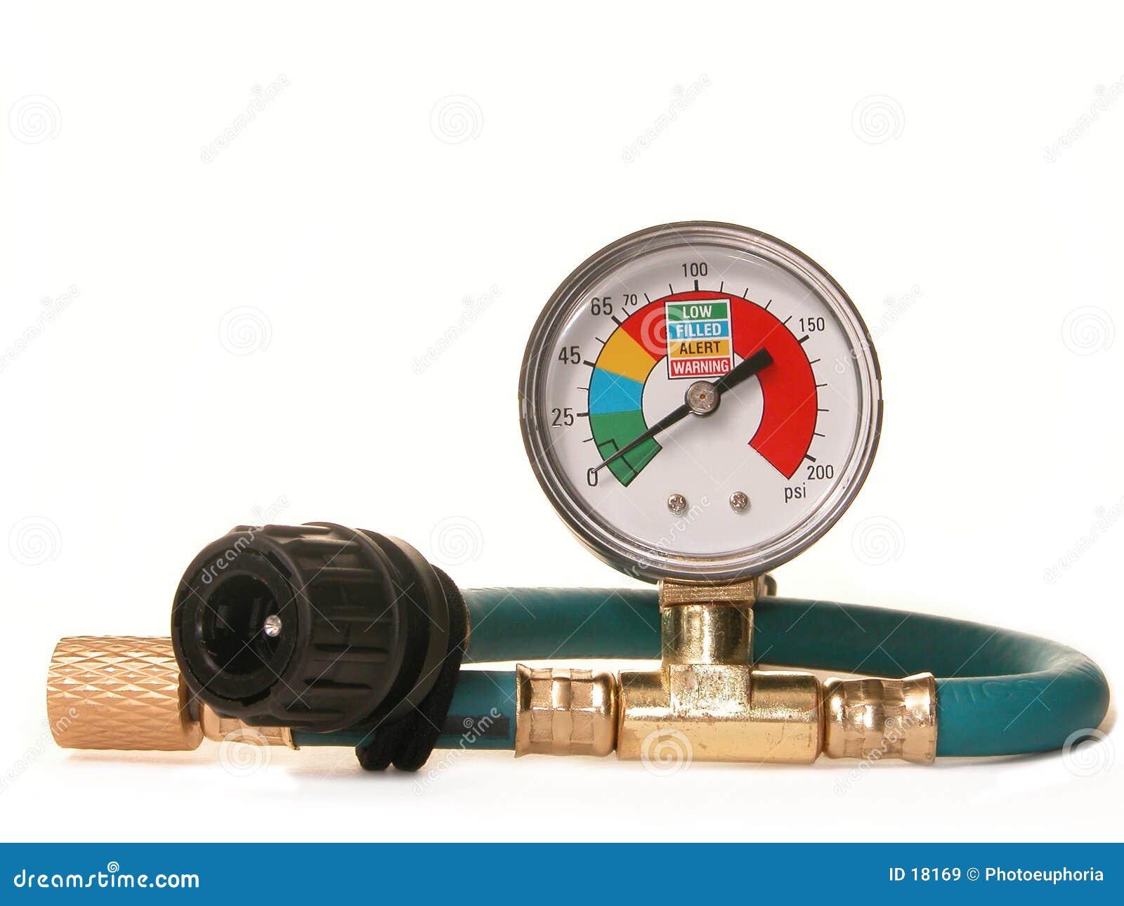 Wskaźnik ciśnienia
