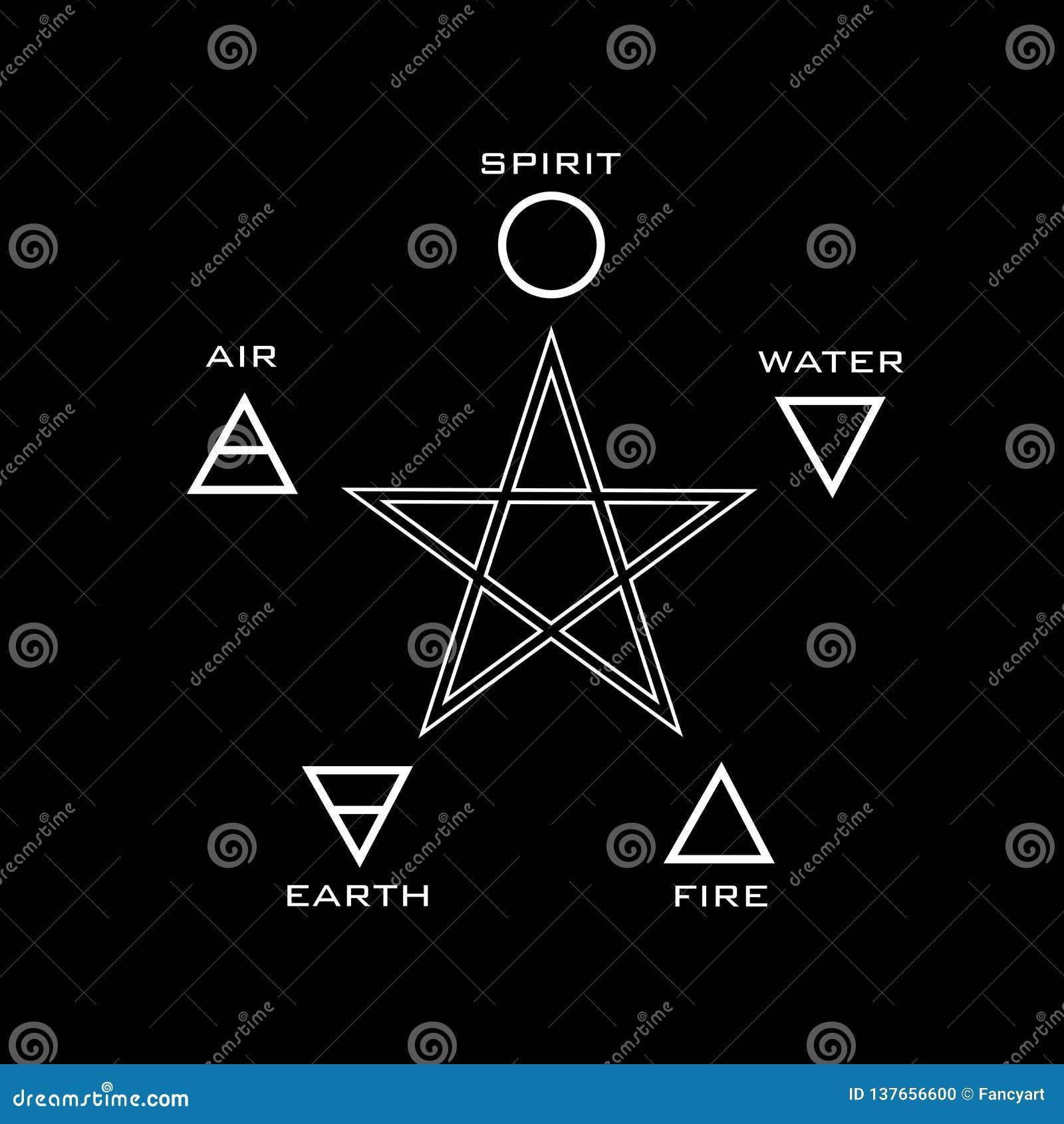 5 wskazującej gwiazda i