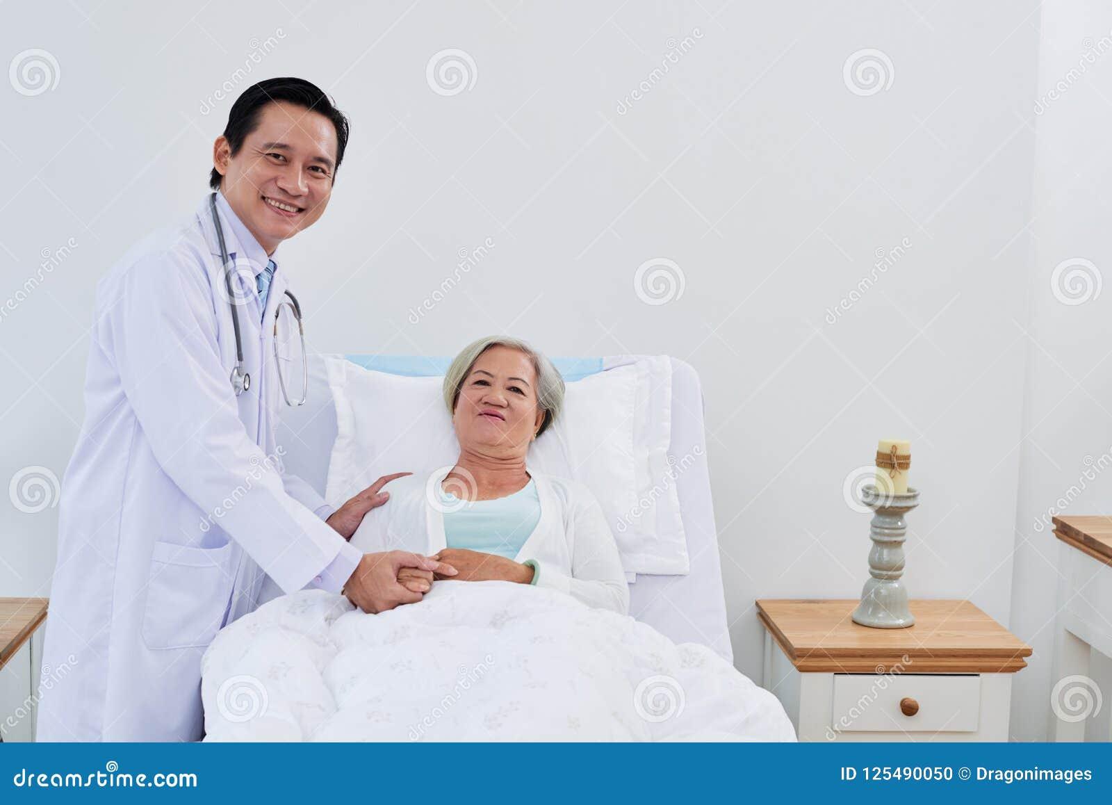 Wspierająca lekarka