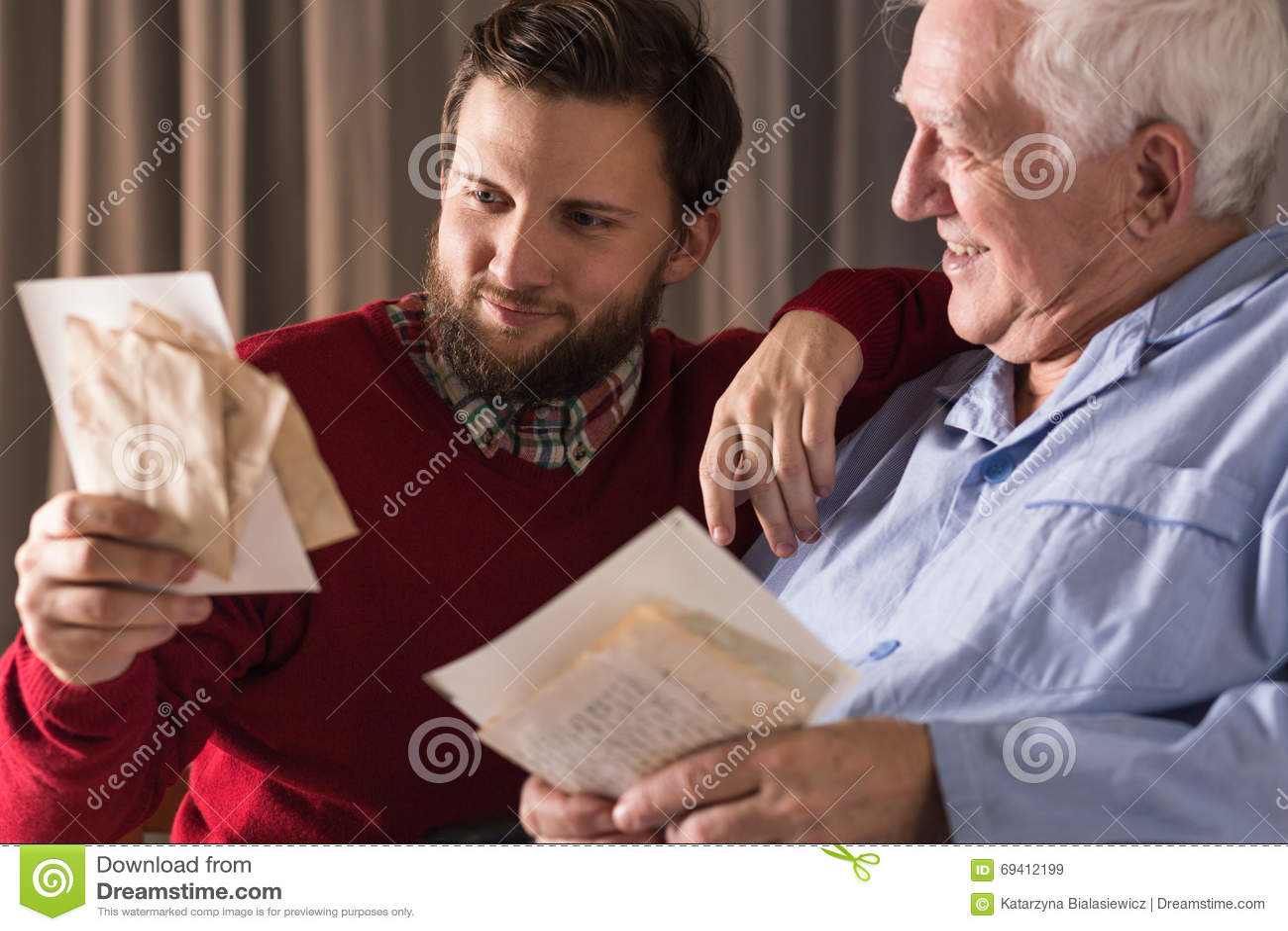 Wspominki i rodzicielska miłość