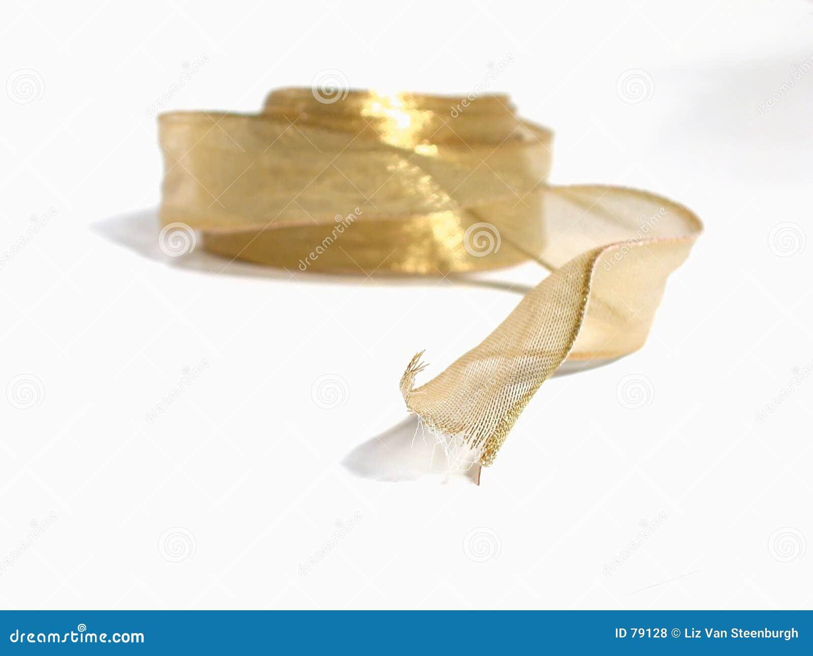 Wstążka złota