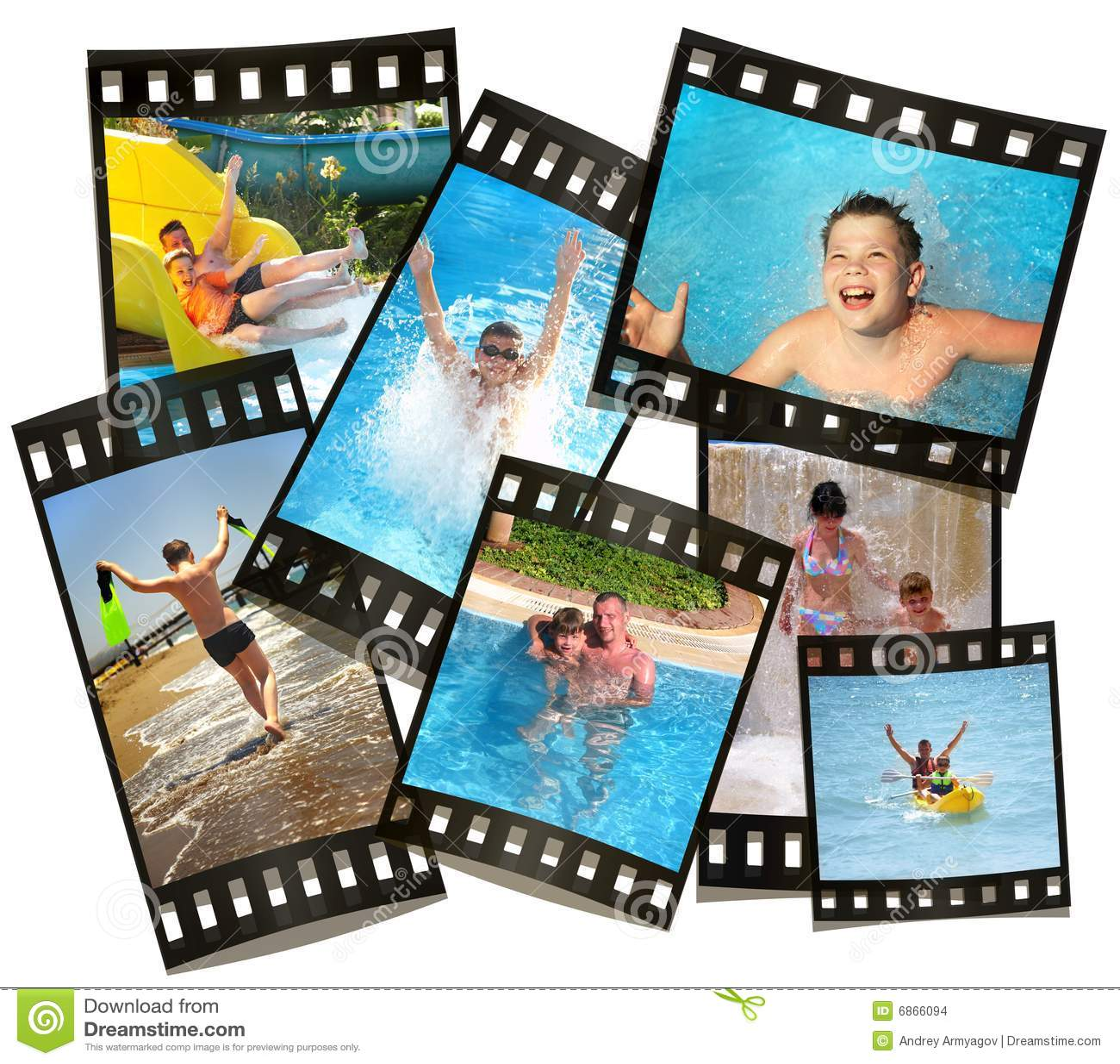 Wszystkie film rodzinny fotografii odpoczynek